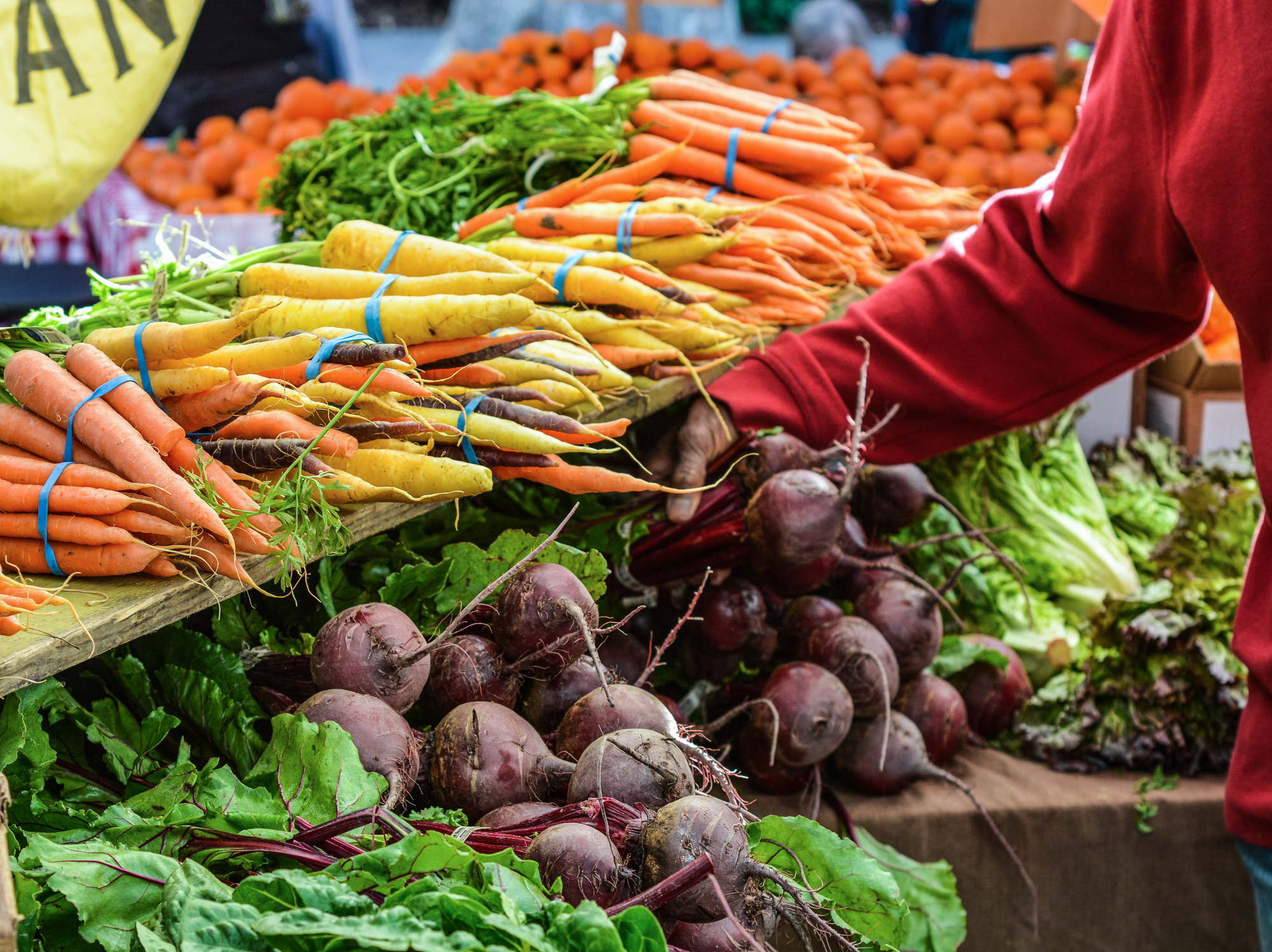 How to Shop Safely at the Farmer's Markets During Coronavirus