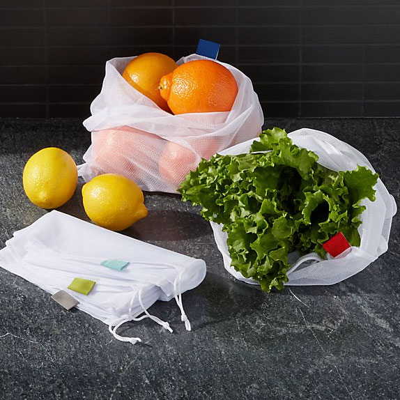 Crate & Barrel produce bags