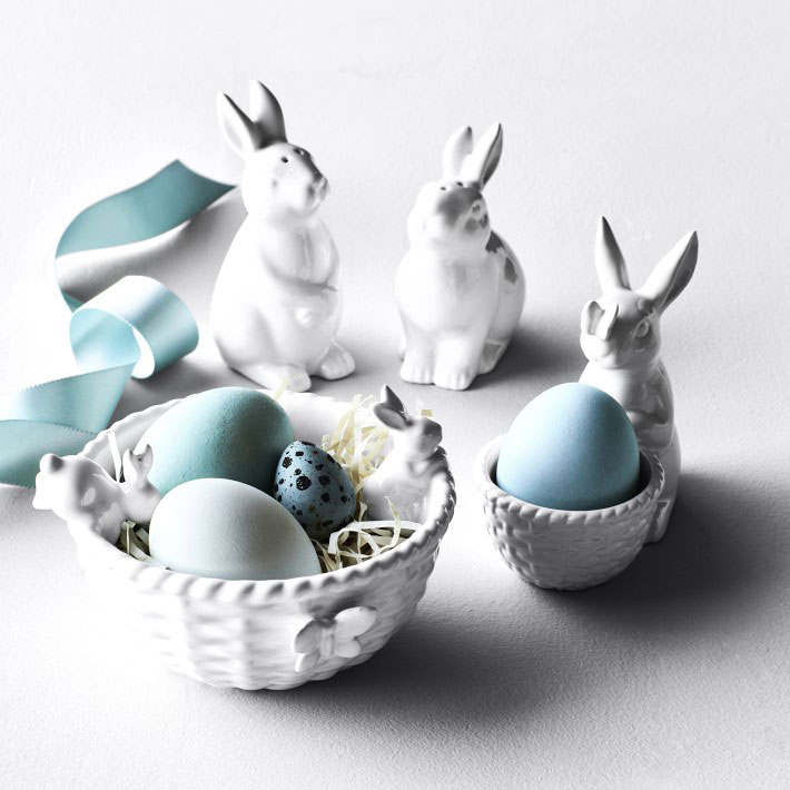 Williams-Sonoma bunny bowl easter