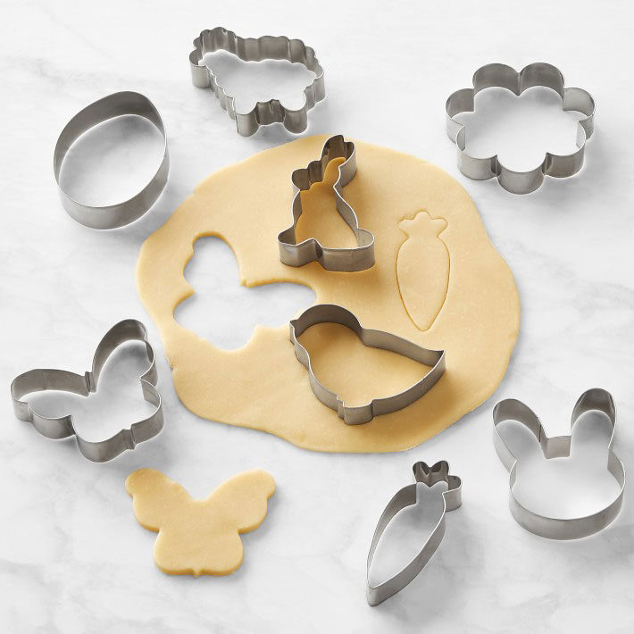 Williams-Sonoma cookie cutters Easter