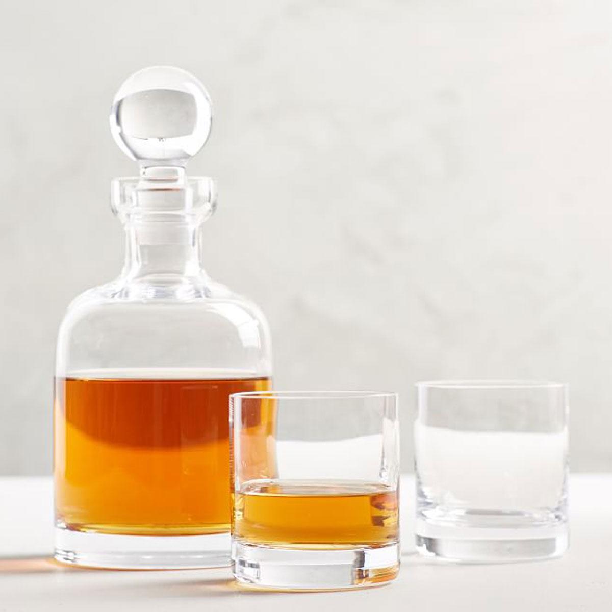 after hours old fashioned glass