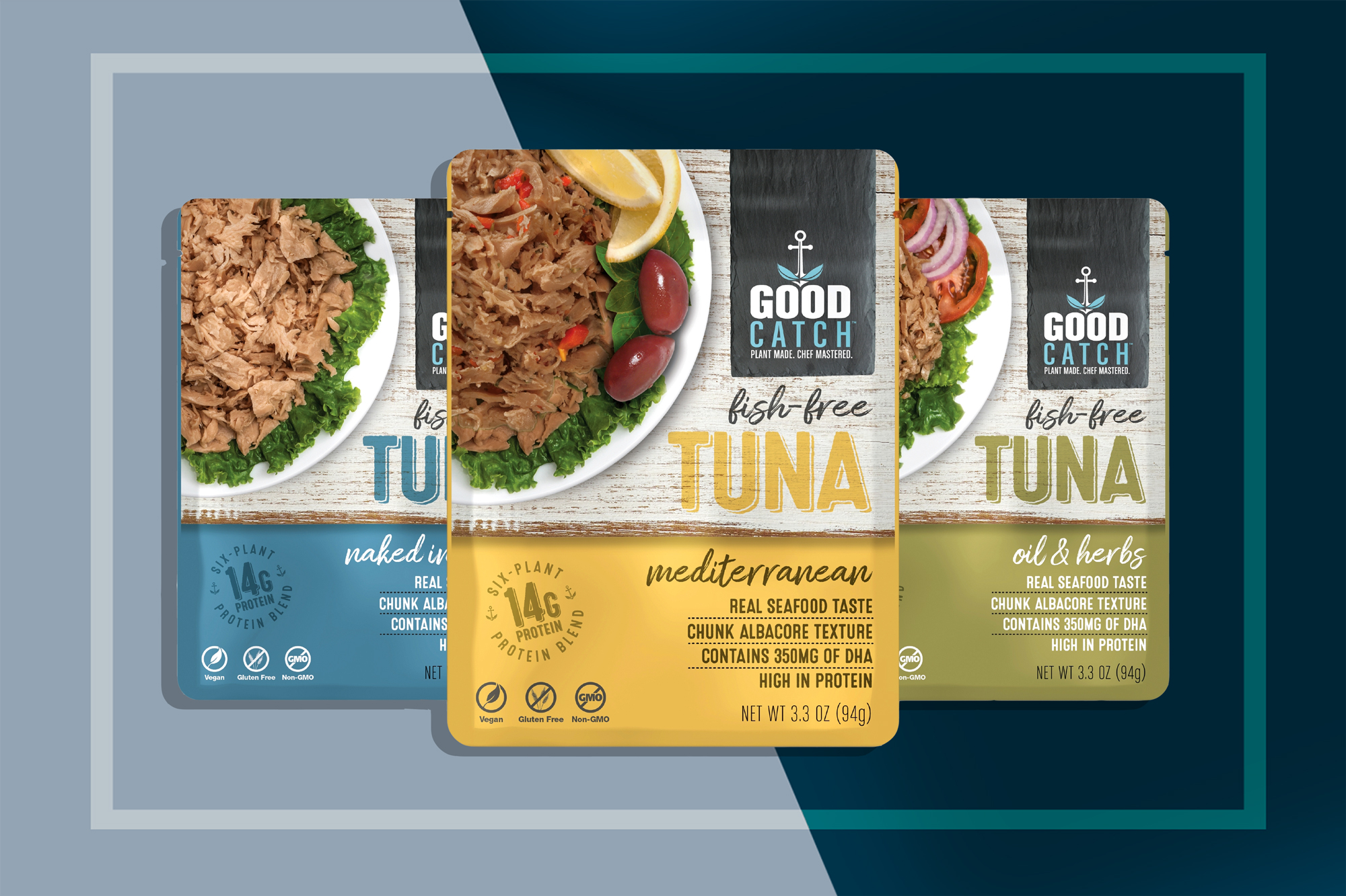Bumble Bee Tuna Plant Based