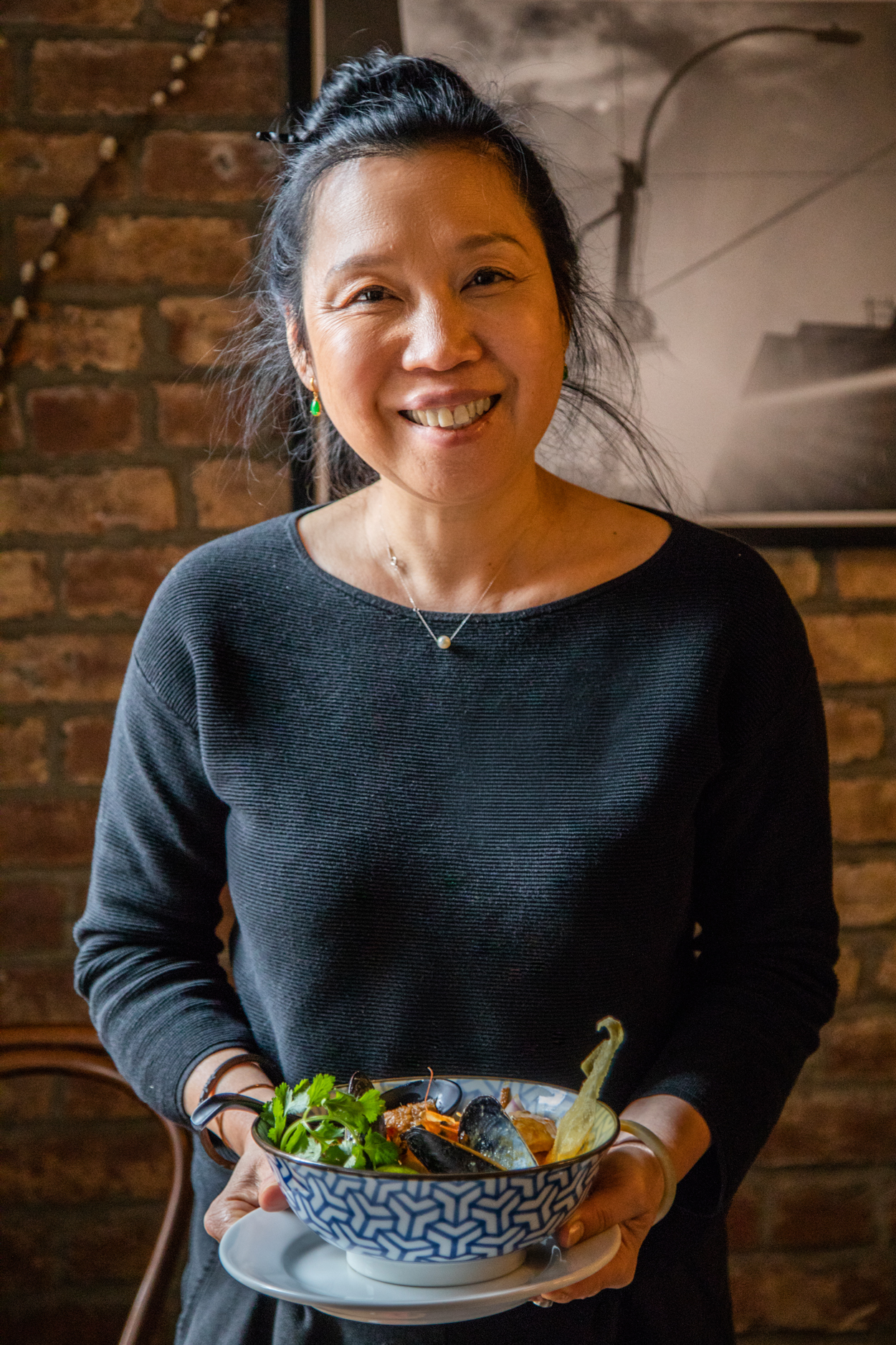 Chinatown | Aux Epices Owner