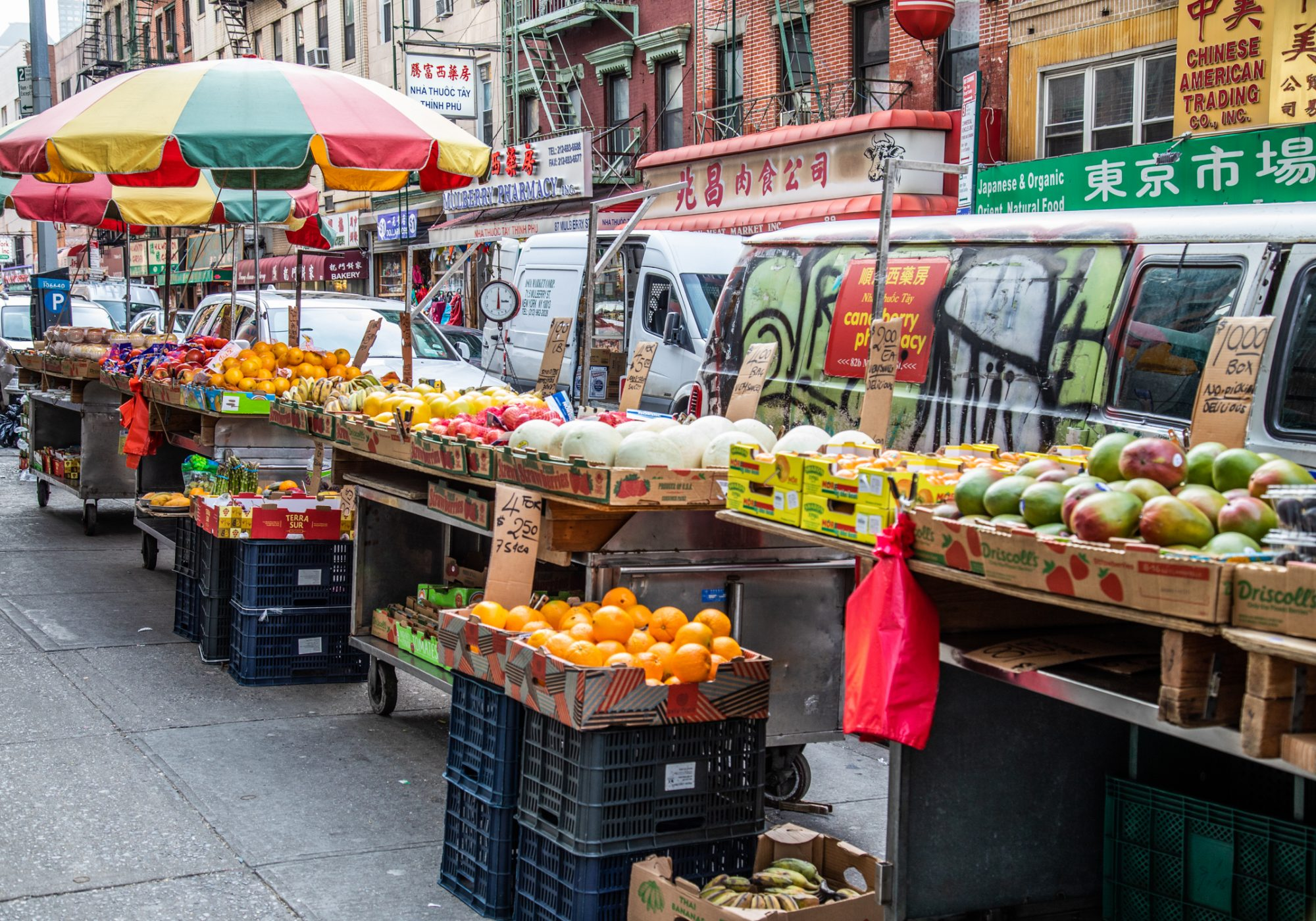 Chinatown | Fruit Stand