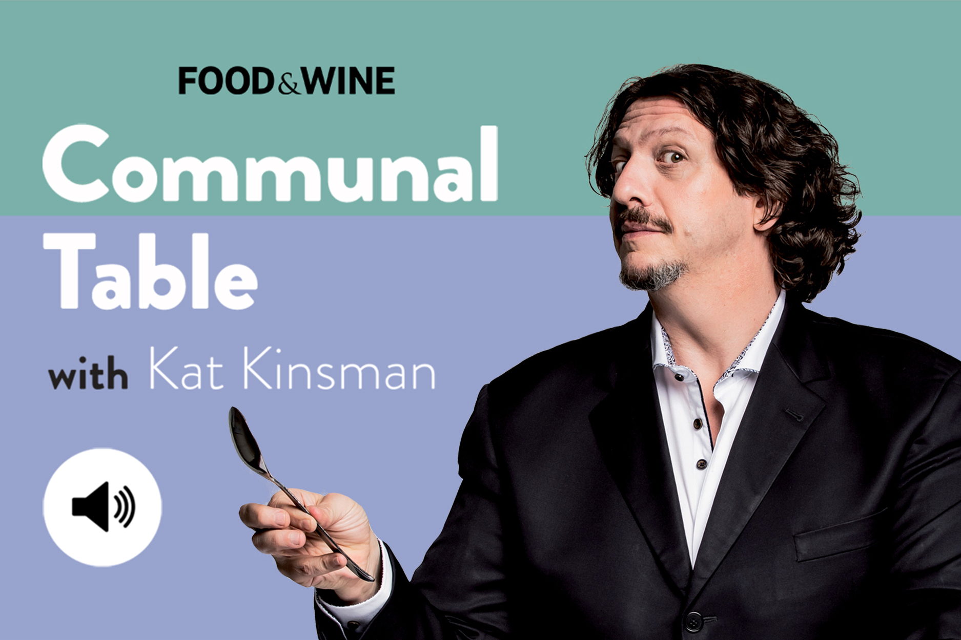 Communal Table with Kat Kinsman featuring Jay Rayner