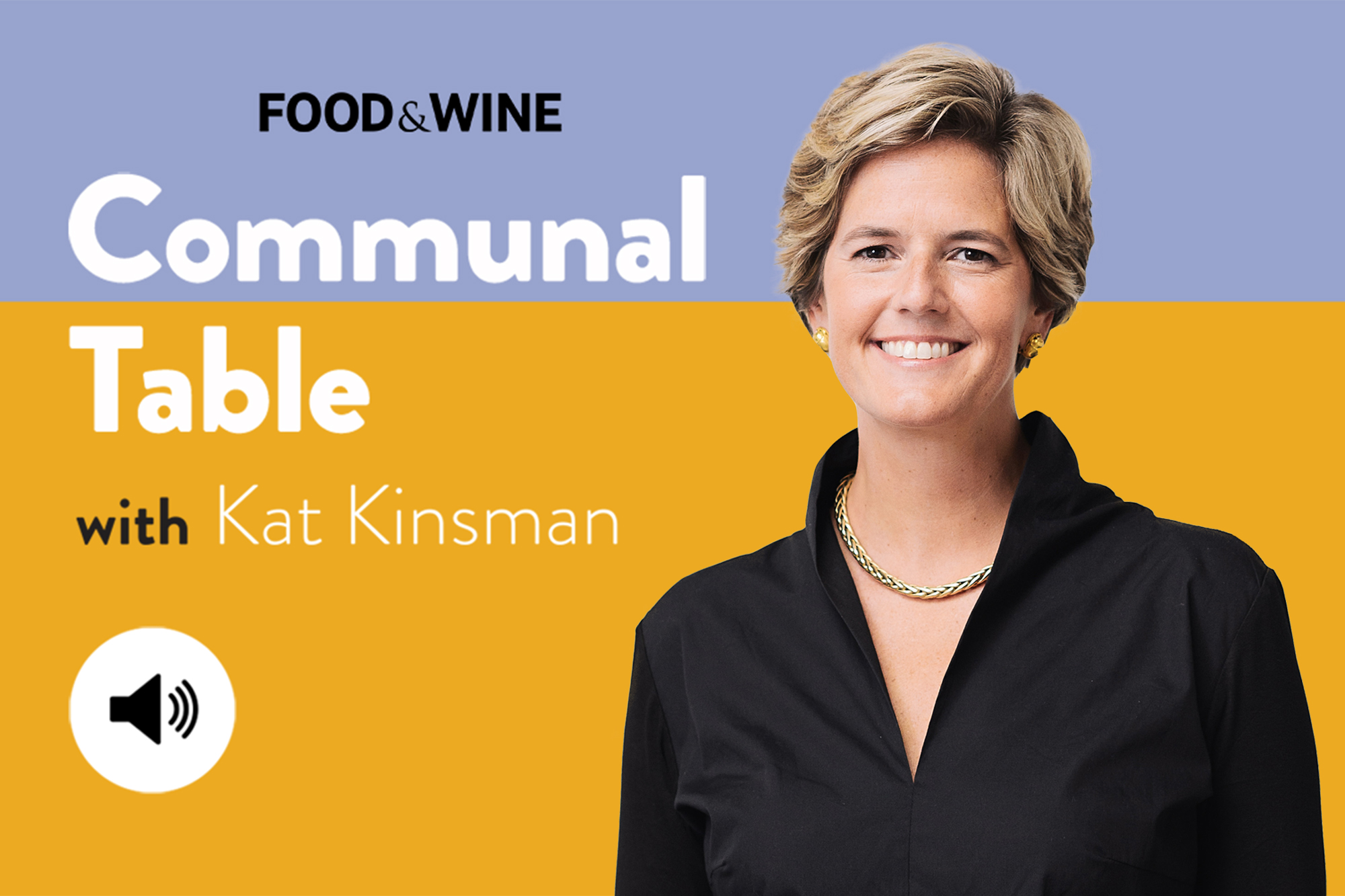 Communal Table with Kat Kinsman featuring Sarah Robbins