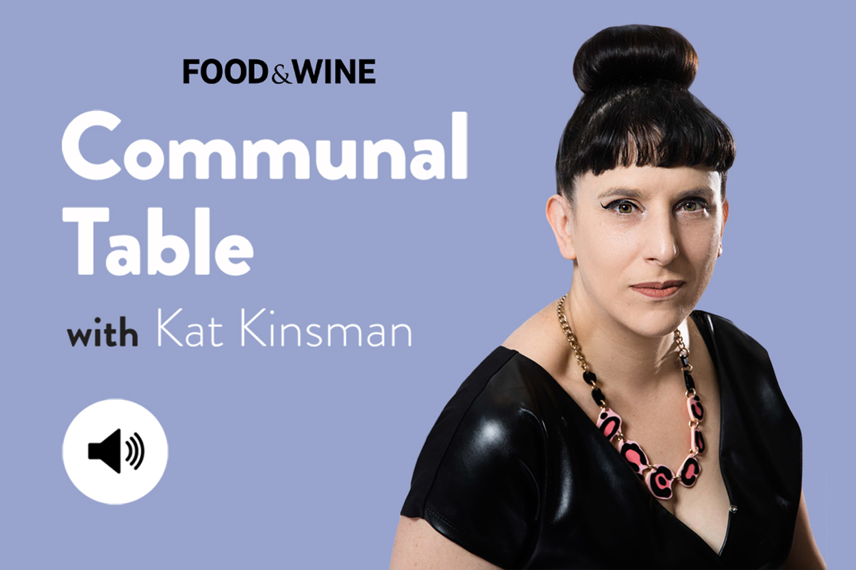 Communal Table Podcast with Kat Kinsman | Fear and Coronavirus