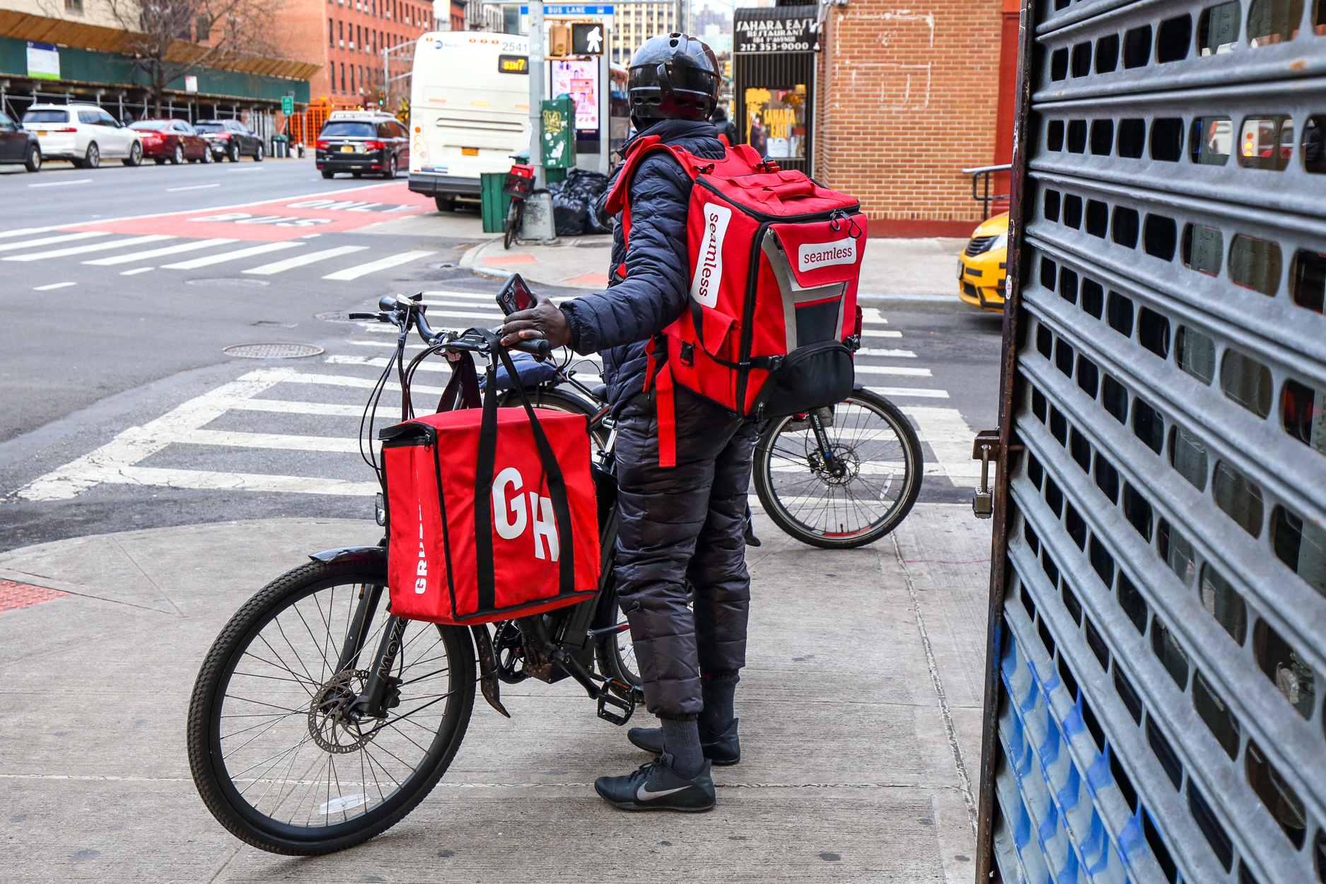 Delivery Services Need To Change Policies