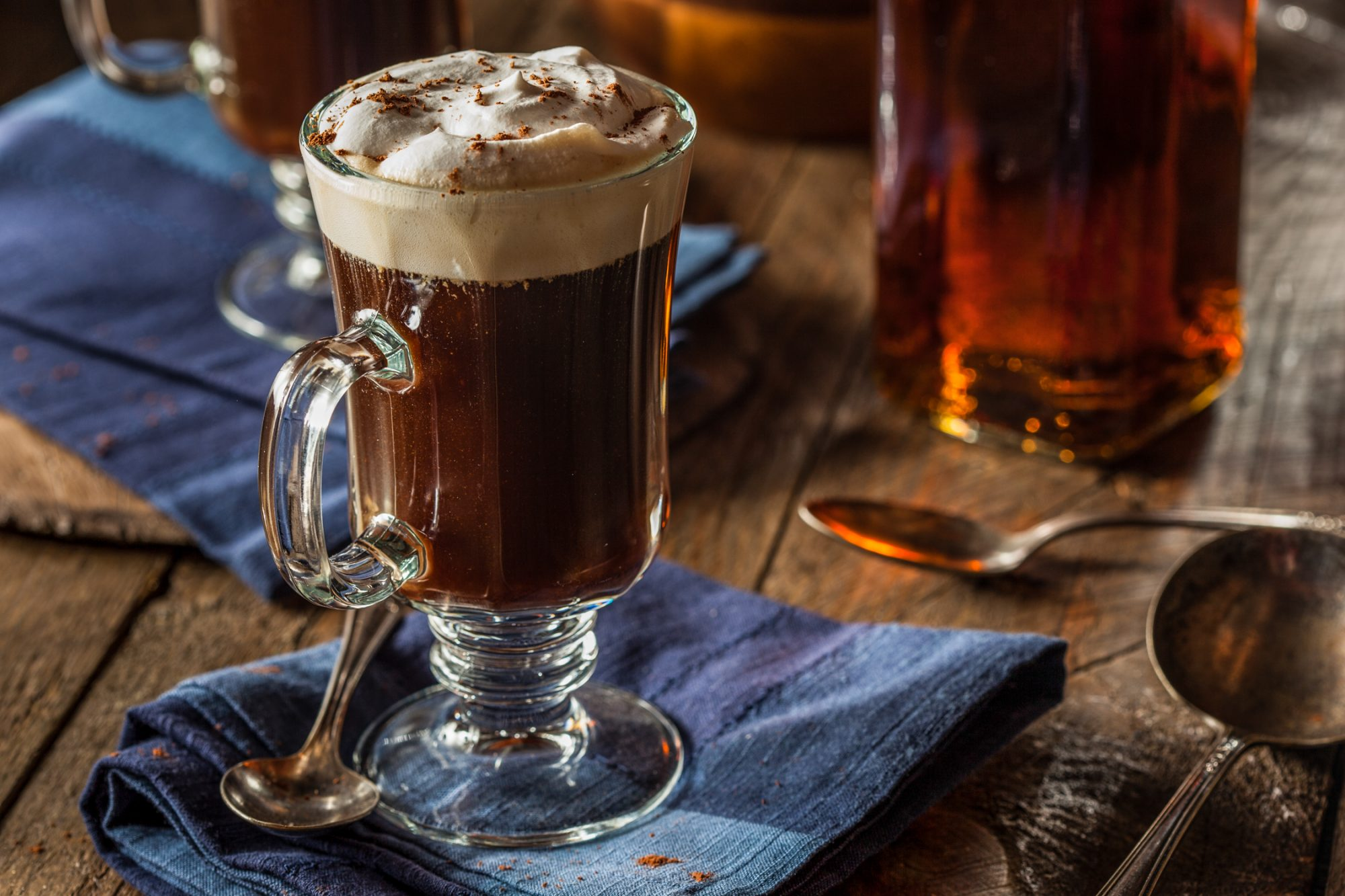 How To Make An Actually Good Irish coffee