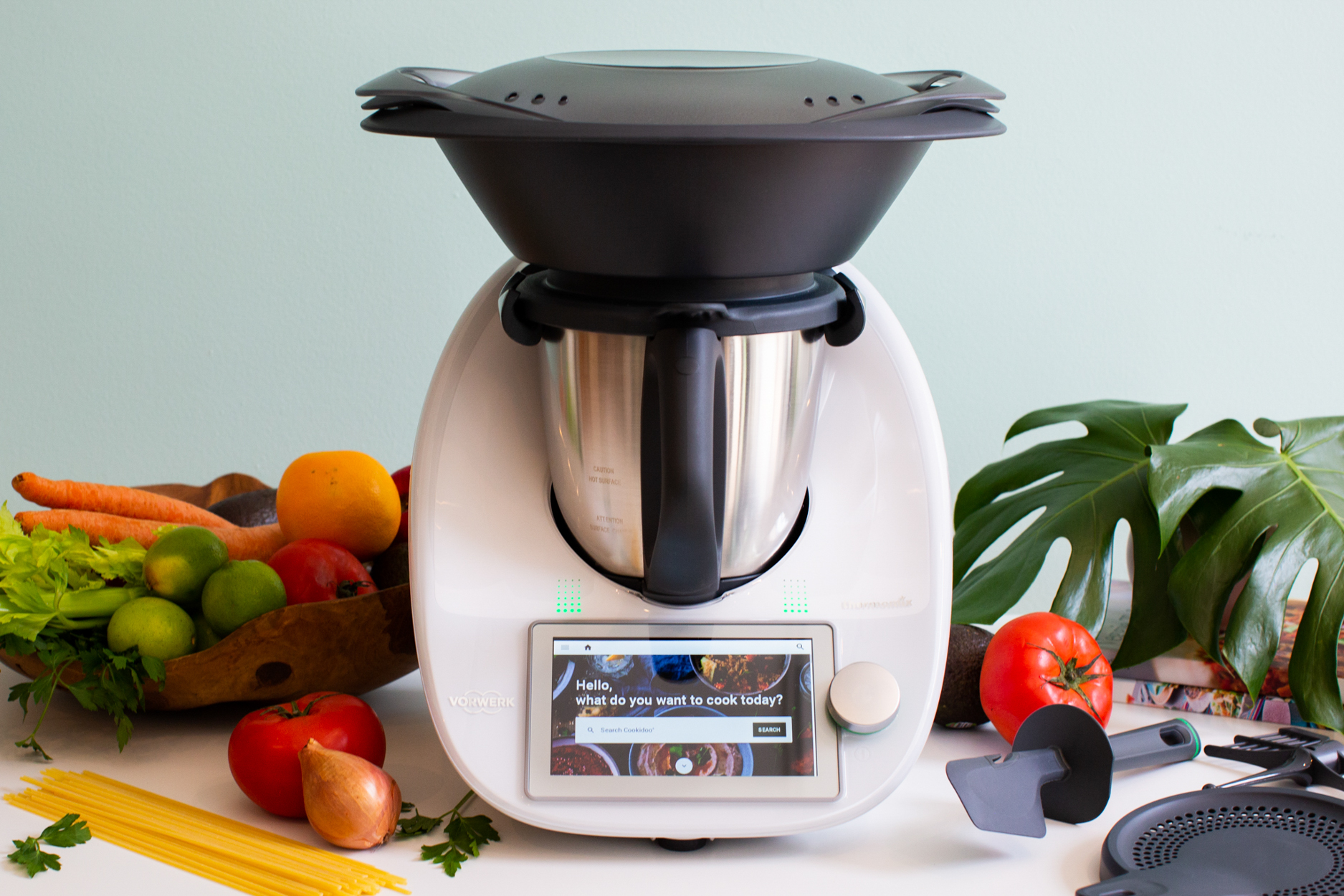 How To Use A Thermomix