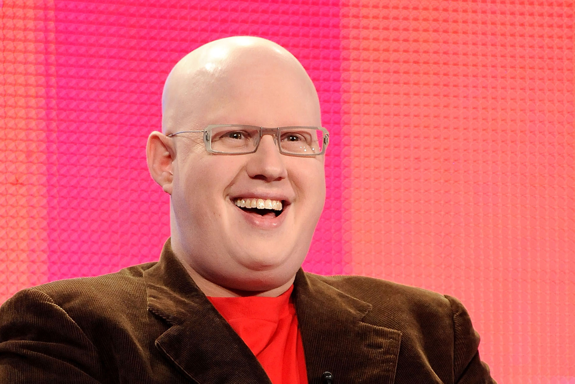 Matt Lucas the new host of the Great British Bake Off