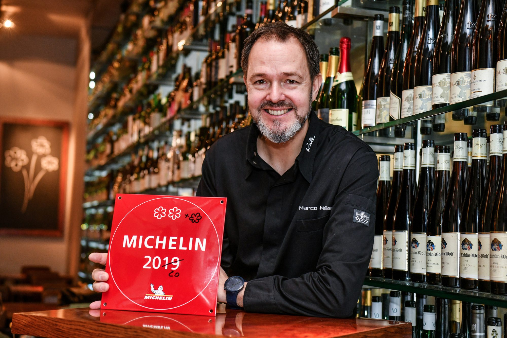 Michelin Guide Germany Rutz Marco Müller