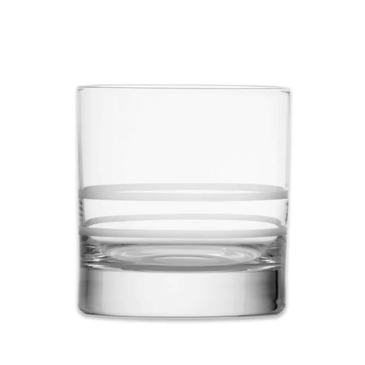 saks old fashioned glass