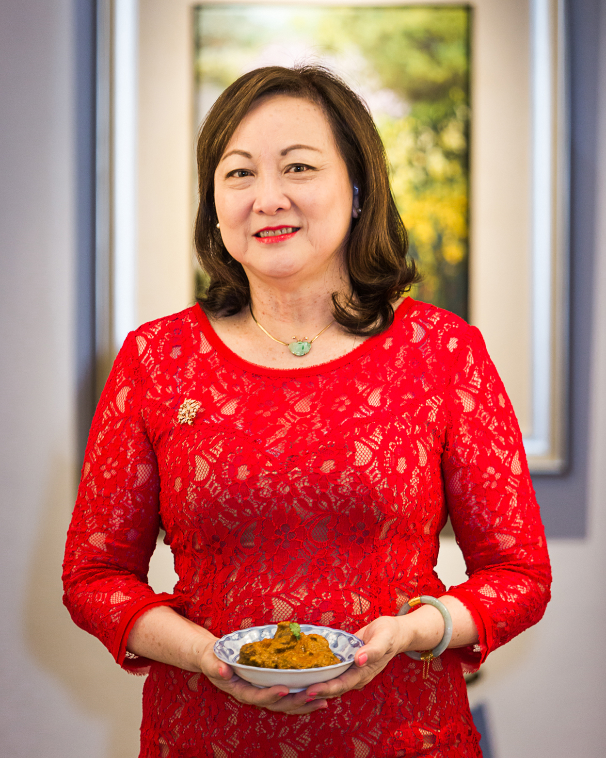 Lynnette Seah, owner and chef of Lynnette's Kitchen