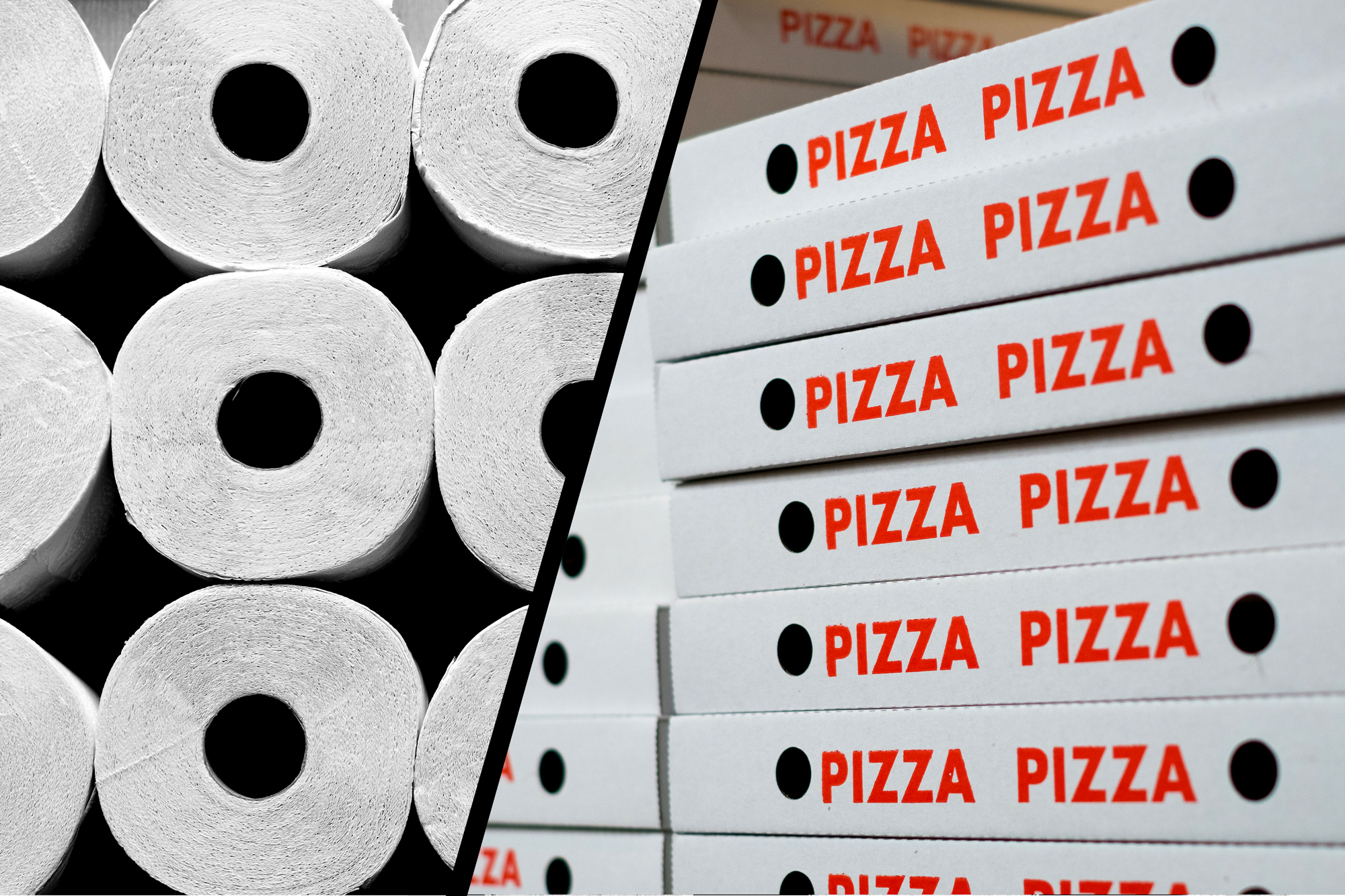 Wisconsin Pizza Restaurant Delivers Toilet Paper During Shortage