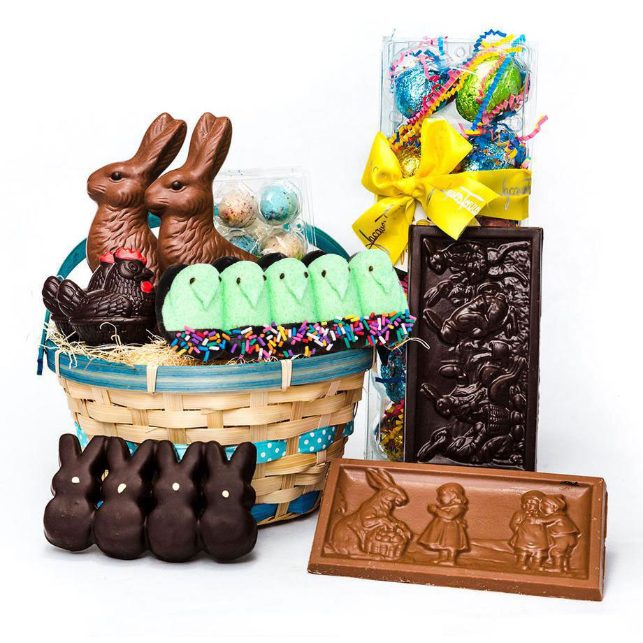 Jacques Torres Easter chocolate