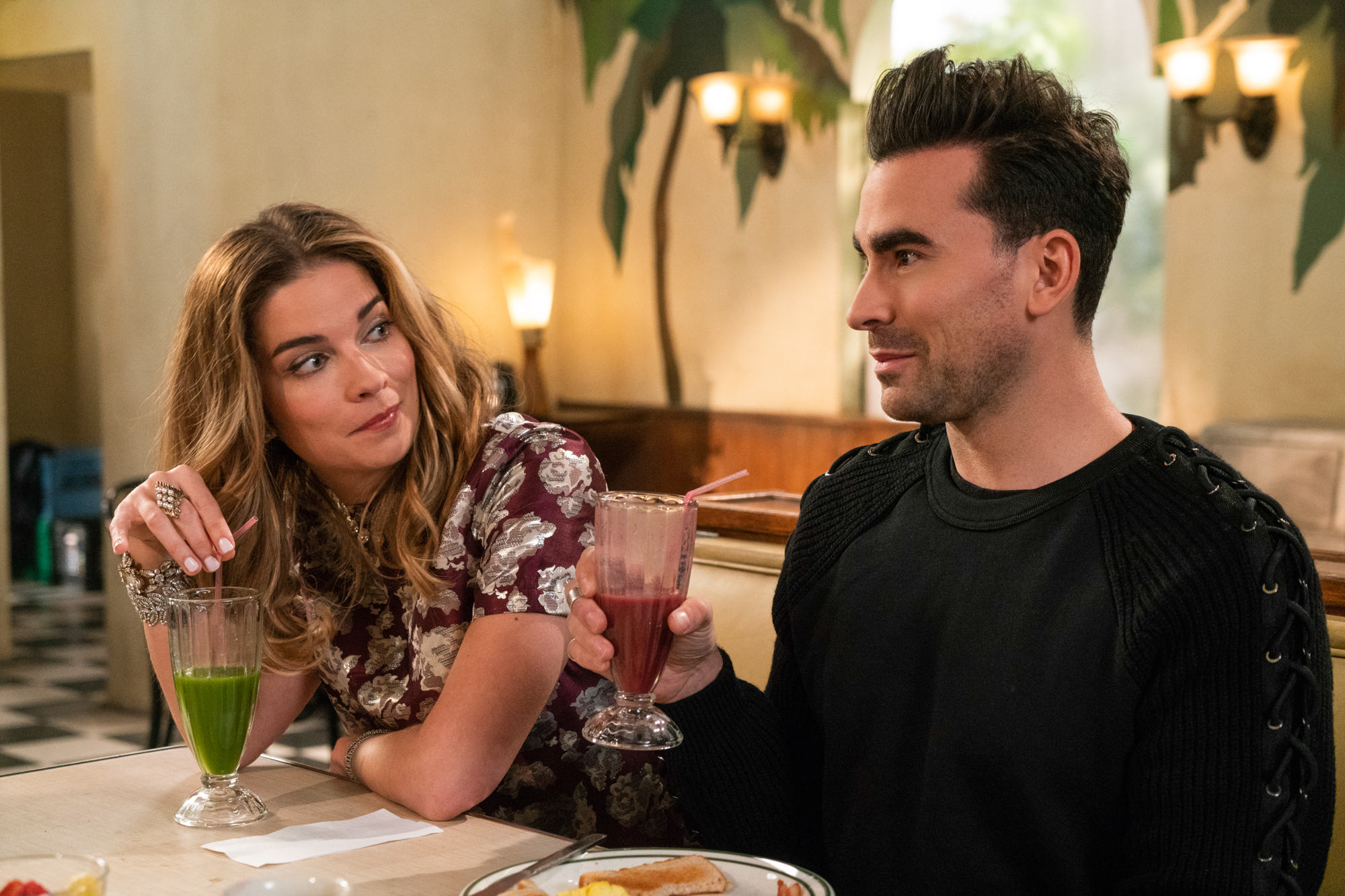 Ode To Cafe Tropical Schitt's Creek