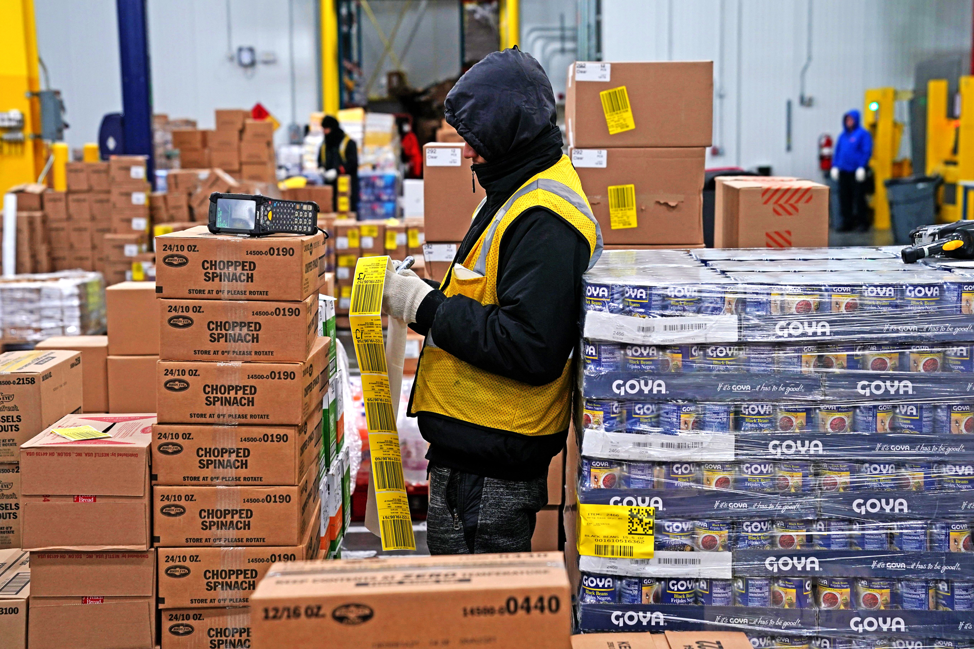 Online Grocery Shopping Skyrockets as Delivery Times Disappear