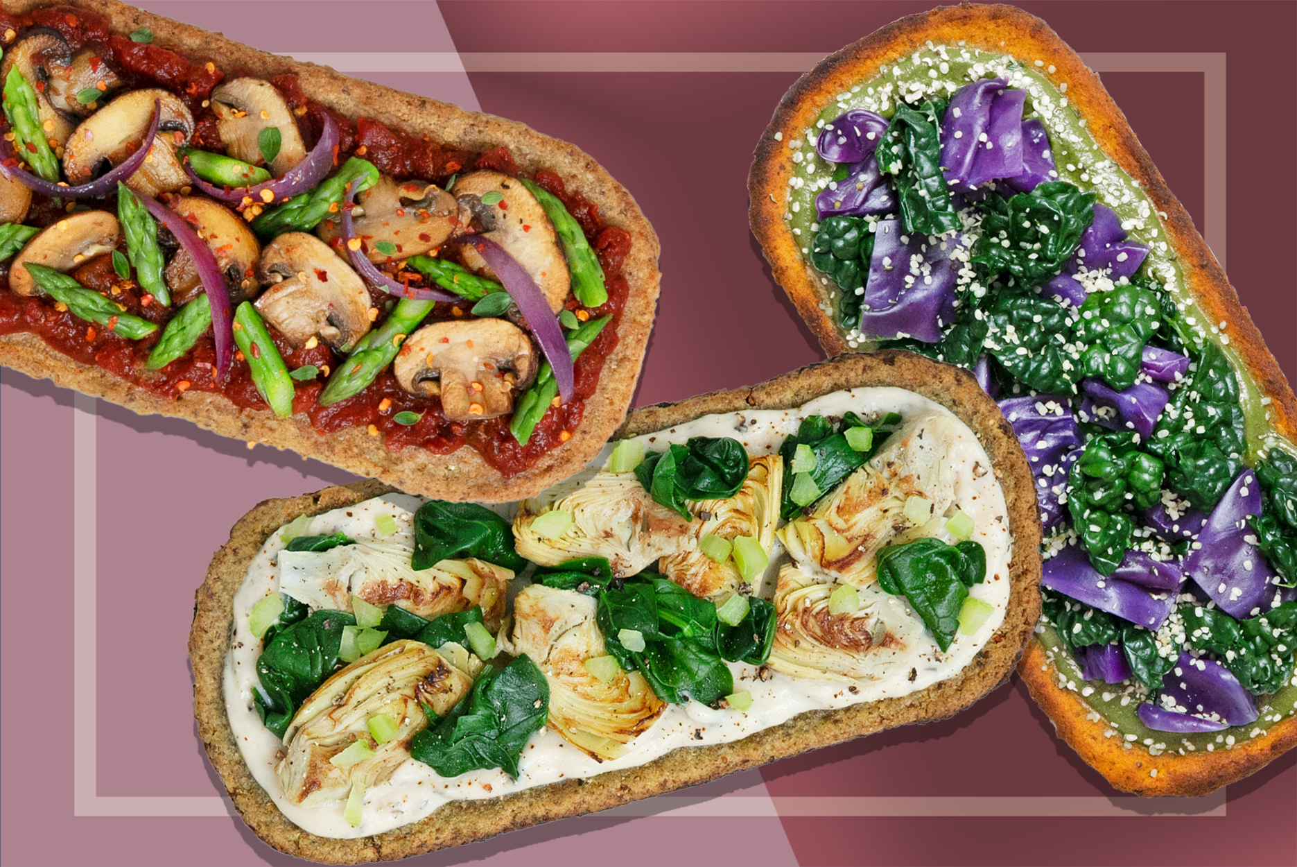 Daily Harvest Flatbreads Launch