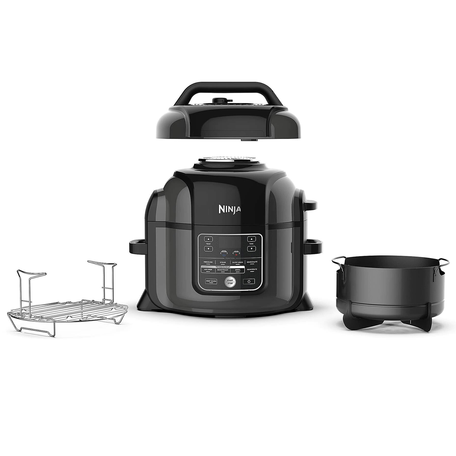 Ninja Foodi™ 6.5 qt. Pressure Cooker with TenderCrisp