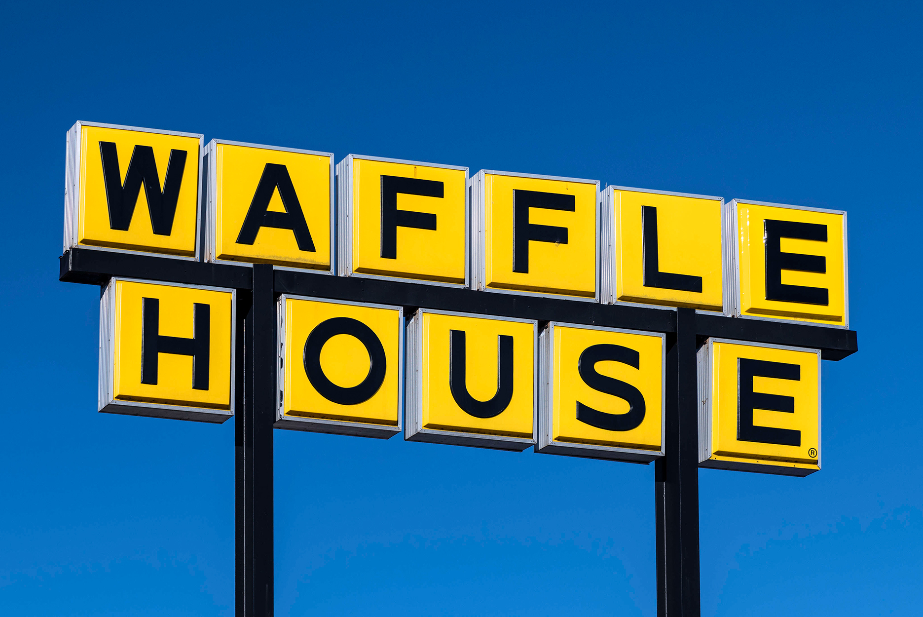Waffle House is an American restaurant chain predominately