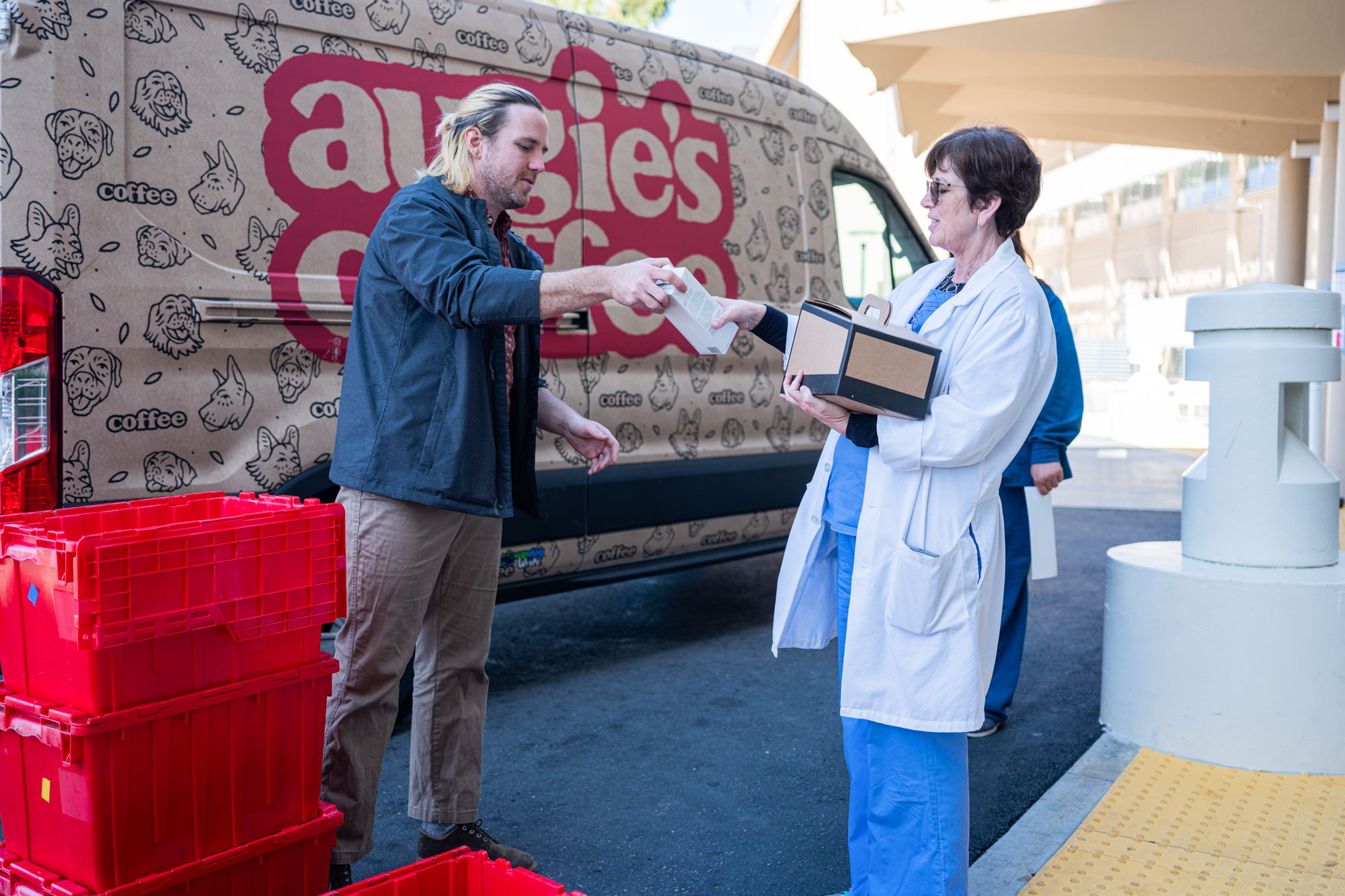 Coffee Industry Giving Back   Augie's Coffee