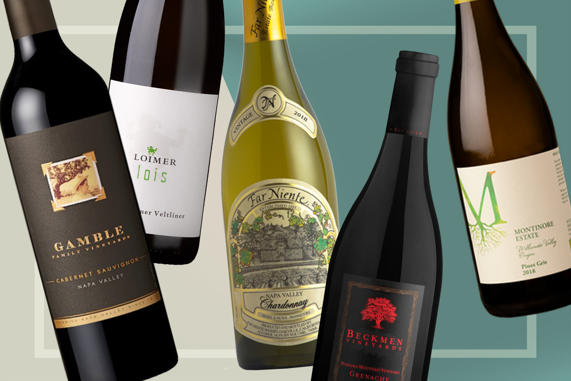 Planet-Friendly Earth Day Wines