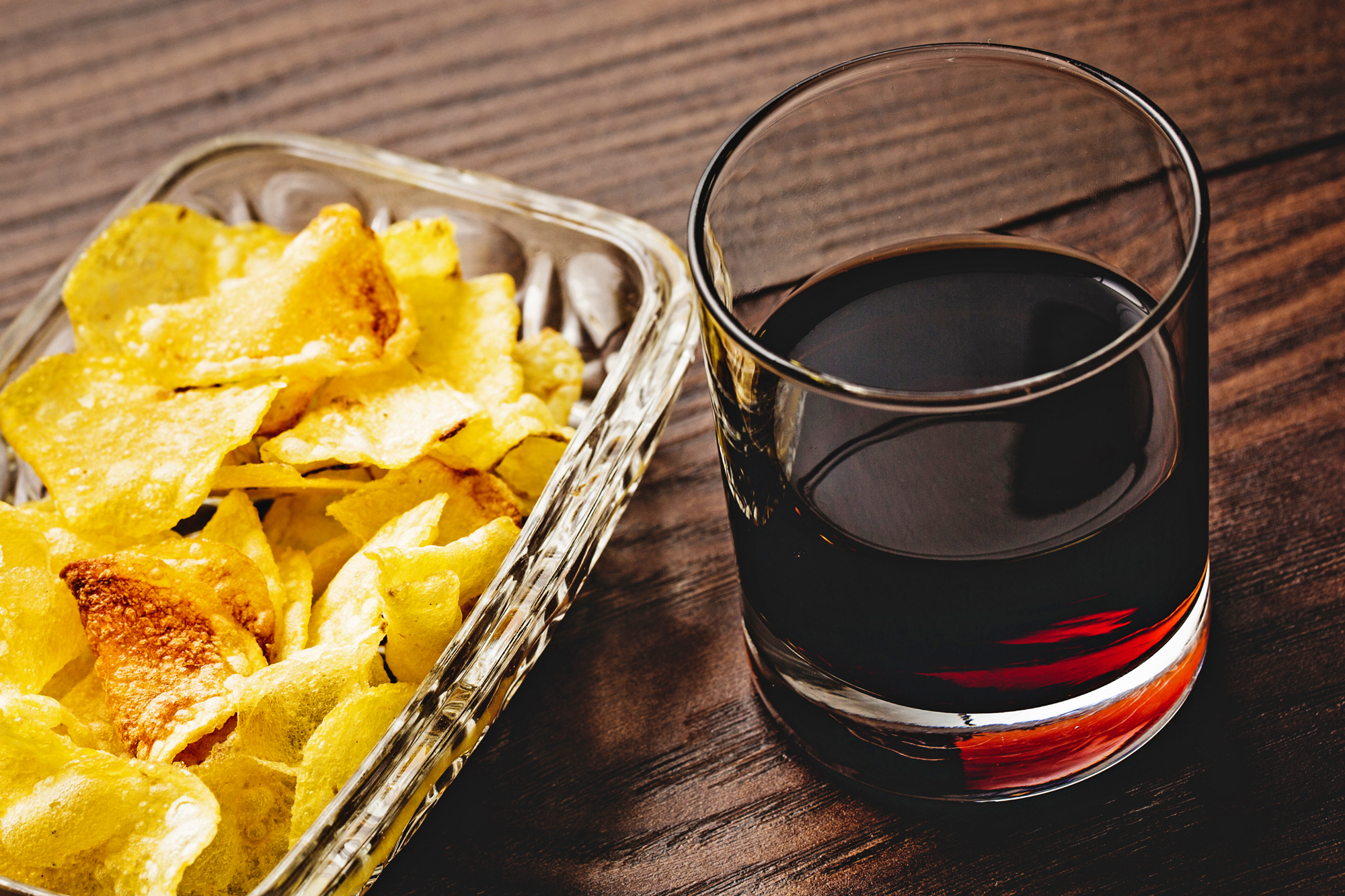 Potato Chip and Wine Pairings