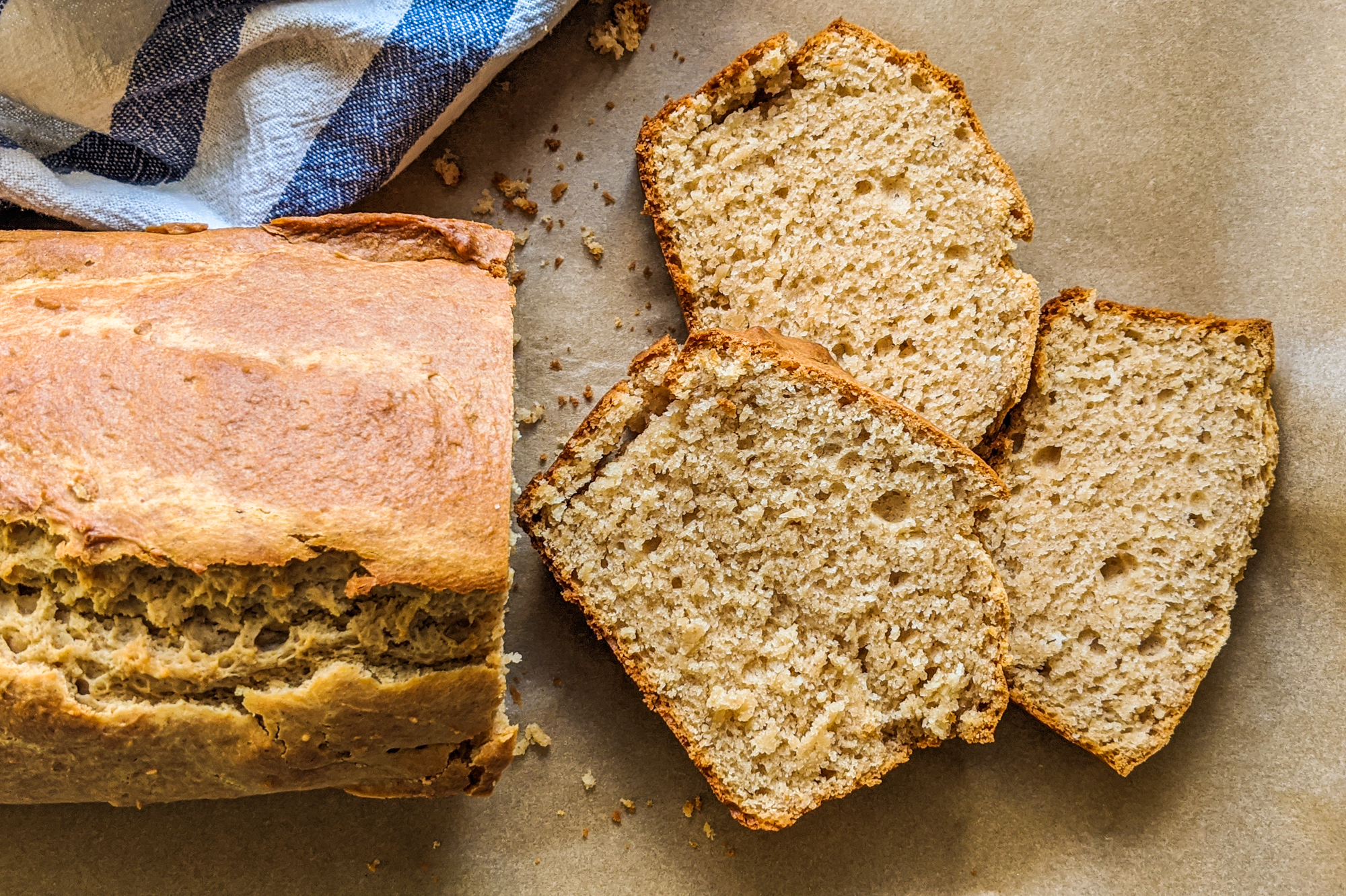 Reddit Is Obsessed with This No-Yeast Peanut Butter Bread, and You Will Be, Too