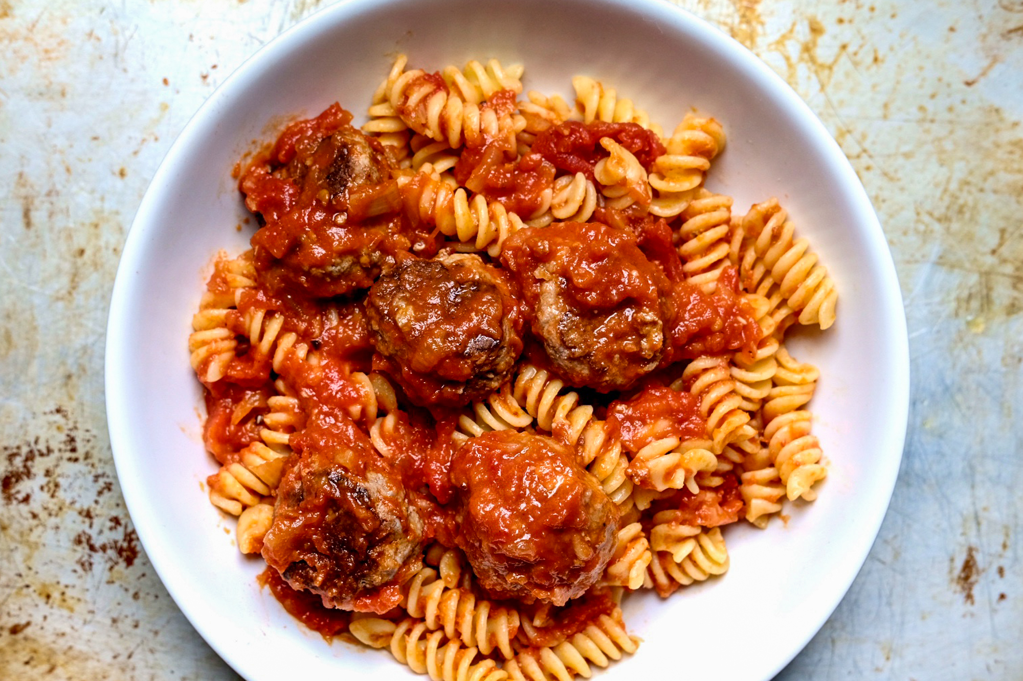 Stock Your Freezer With Meatballs