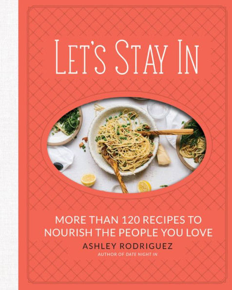 let's stay in cookbook Ashley Rodriguez