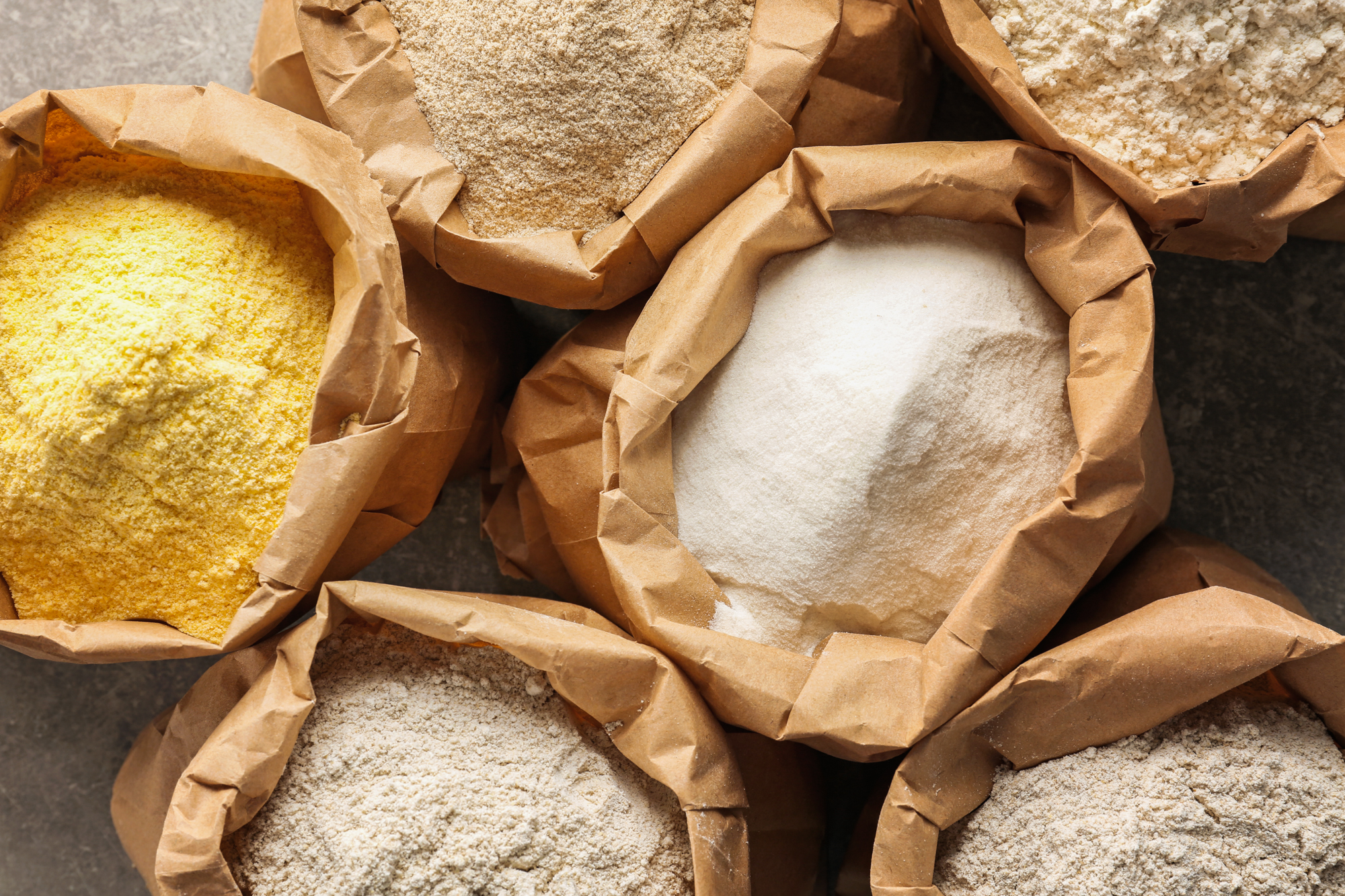 Can't Find Flour? Buy From Smaller Flour Mills