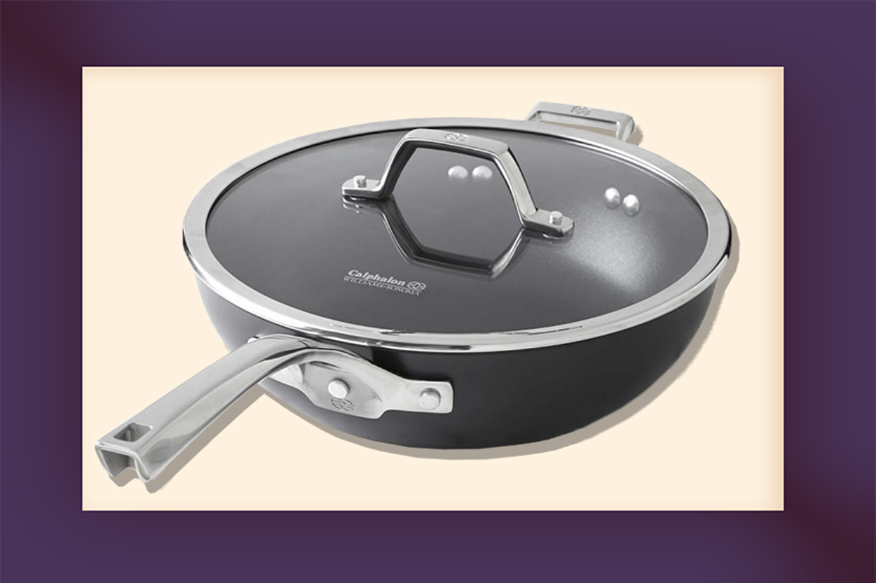 Editor Picks | Calphalon Elite Nonstick Essential Pan