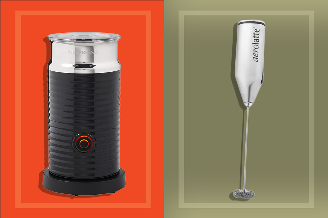 Editor Picks | Nespresso Brother and Aerolatte