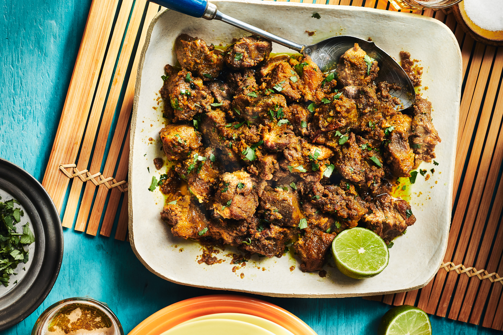 Spicy Cumin-Braised Pork
