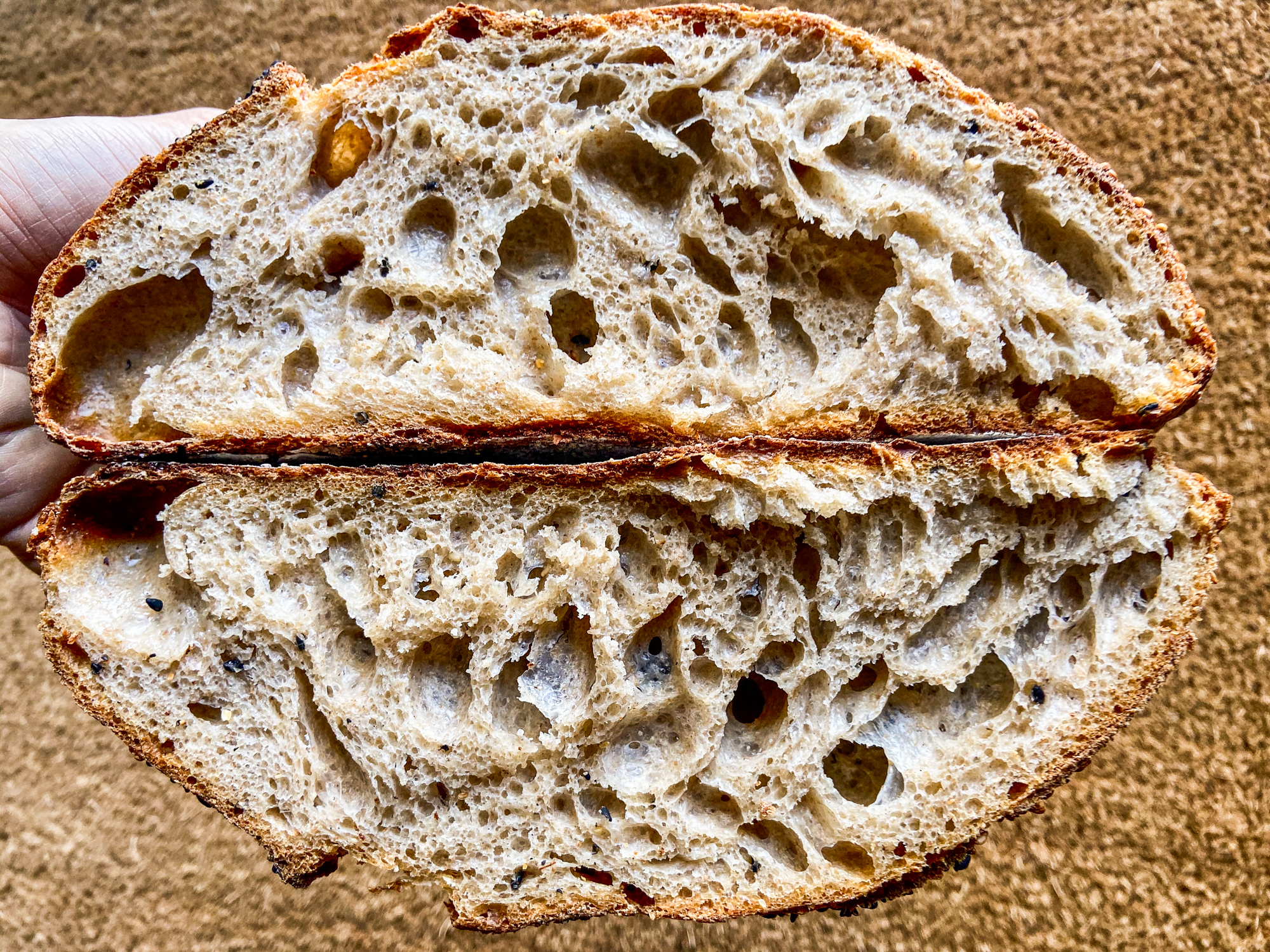 Professional Baker Will Critique Your Homemade Bread On Instagram