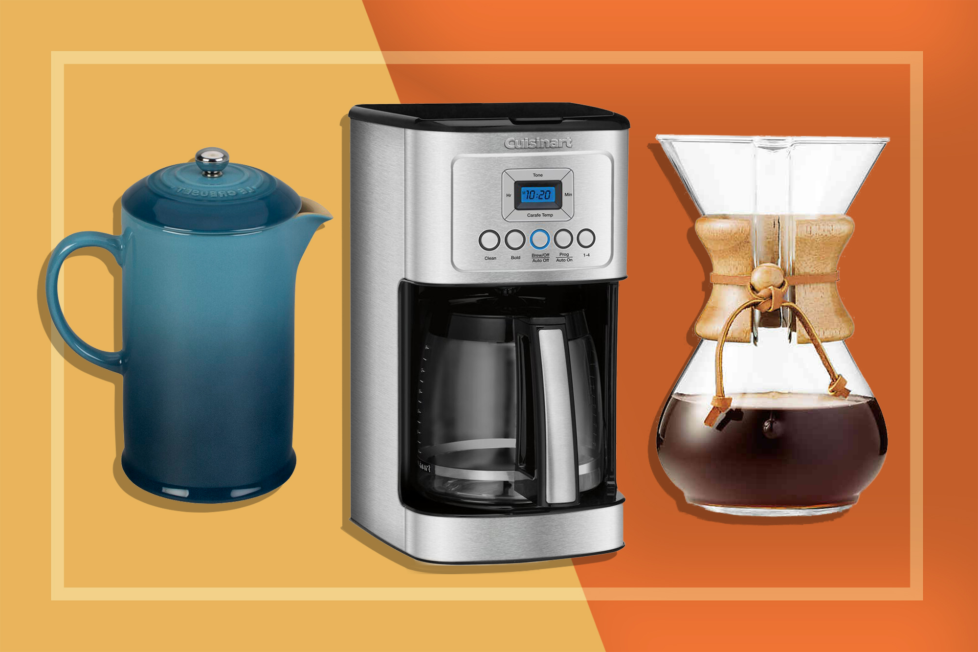 9 Top-Rated Coffee Makers Guaranteed to Get You Out of Bed