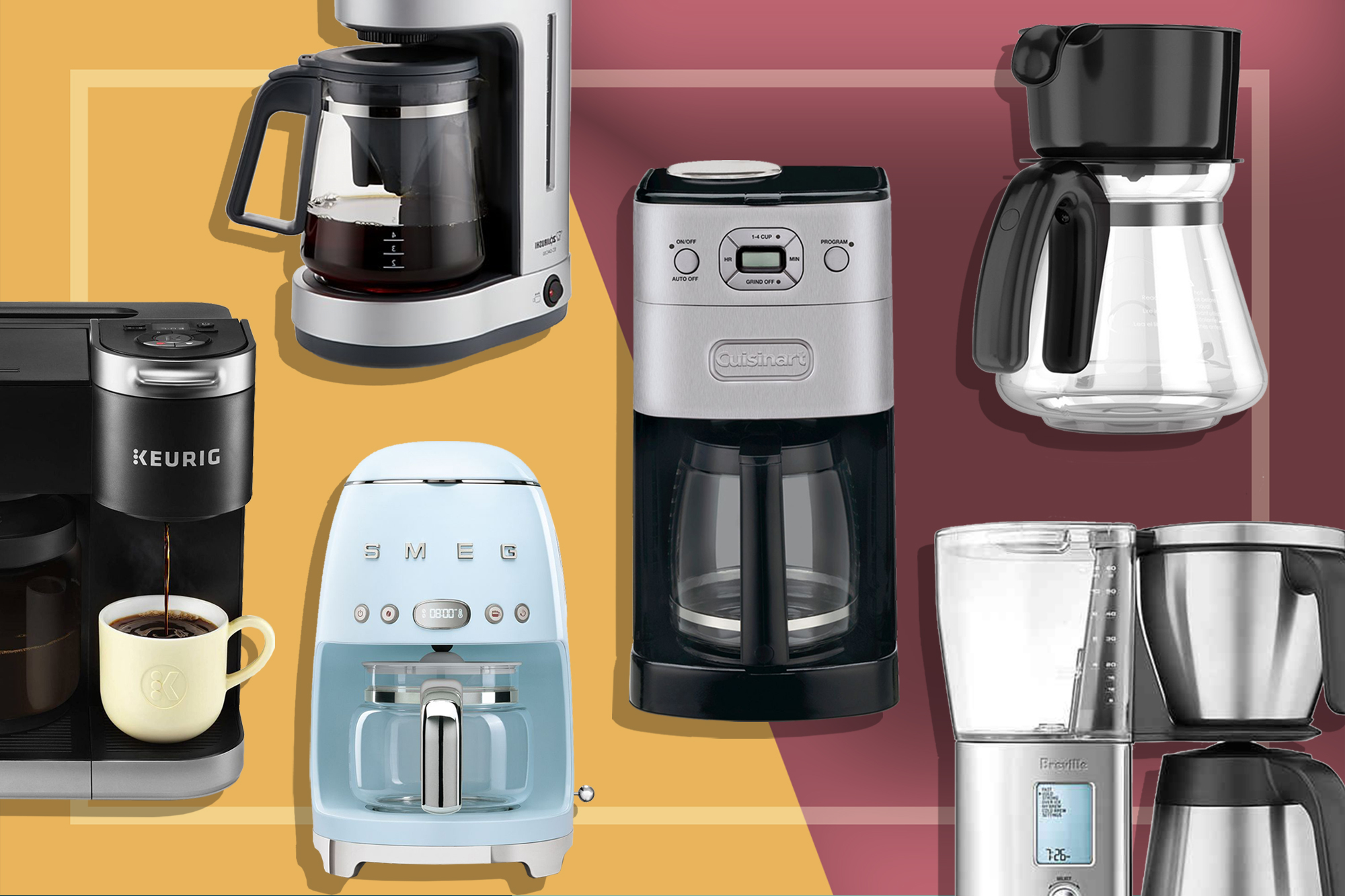 8 Best Drip Coffee Makers for a Great Morning Brew, According to Reviews