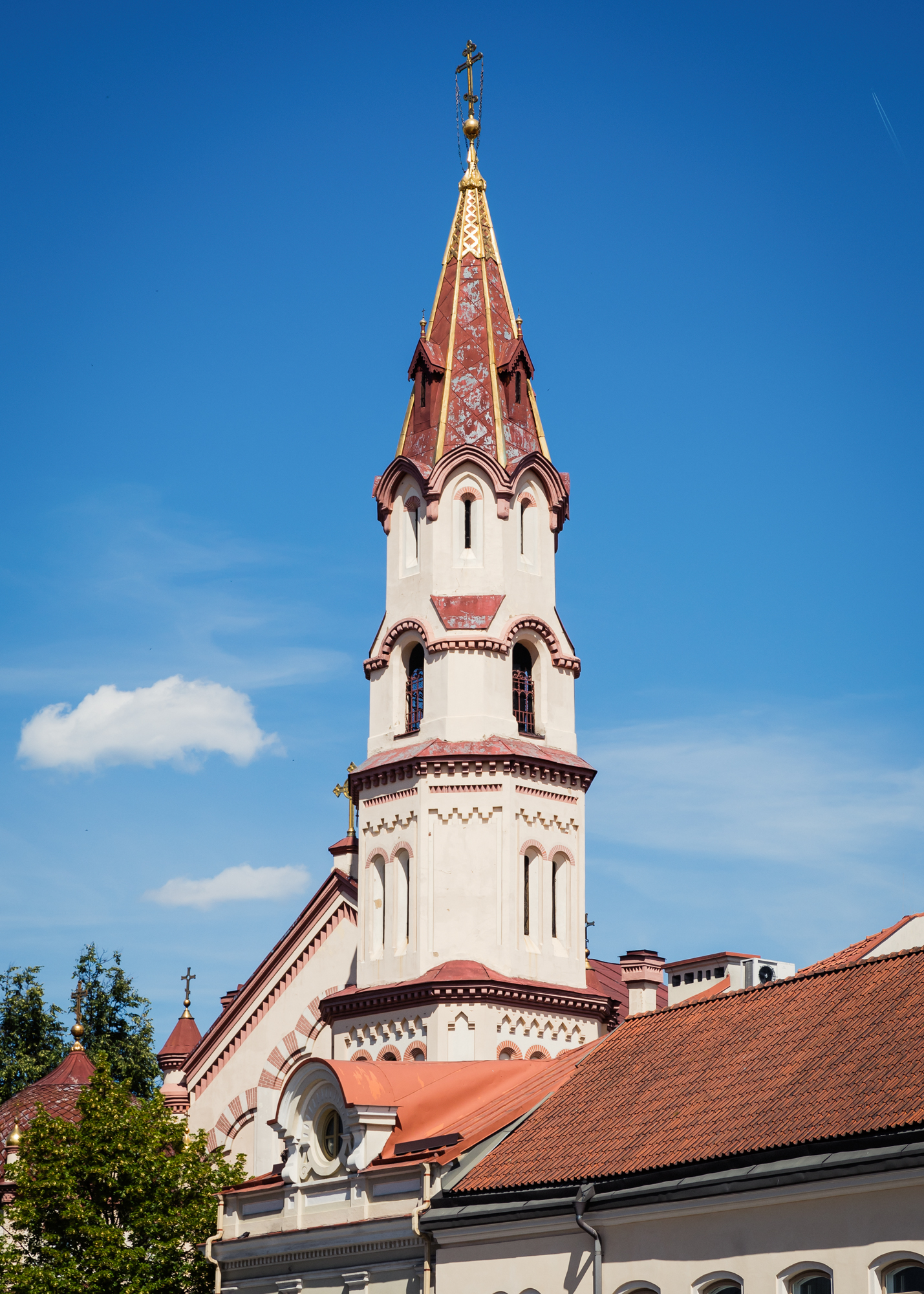 Lithuania St. Nicholas Church