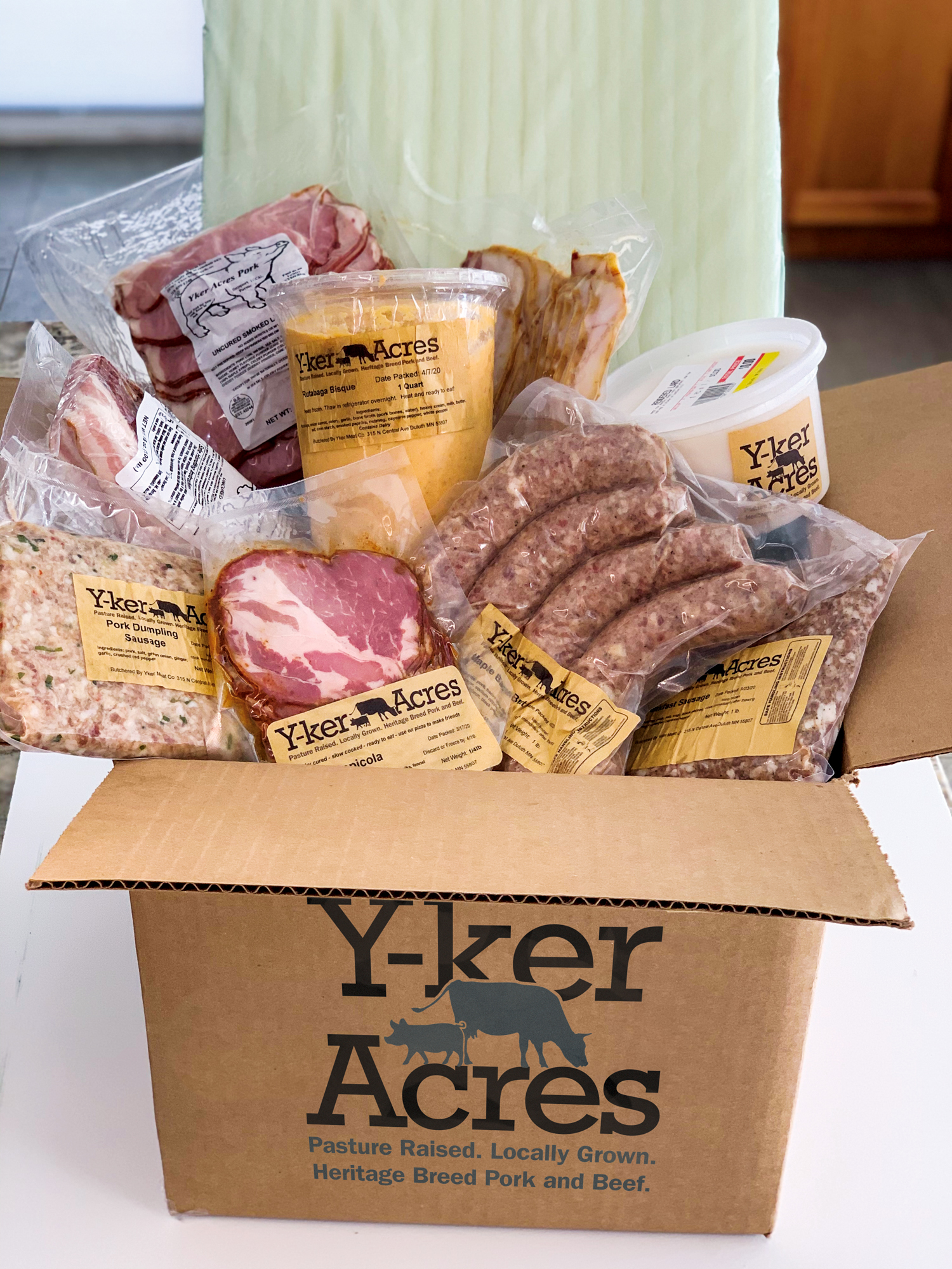 Yker Acres Meat Club
