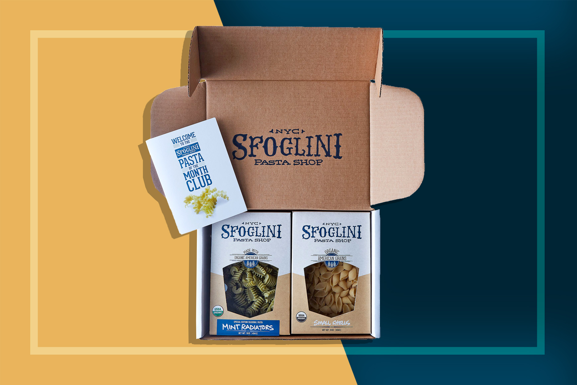 Mother's Day Gifts | Sfoglini Pasta Subscription