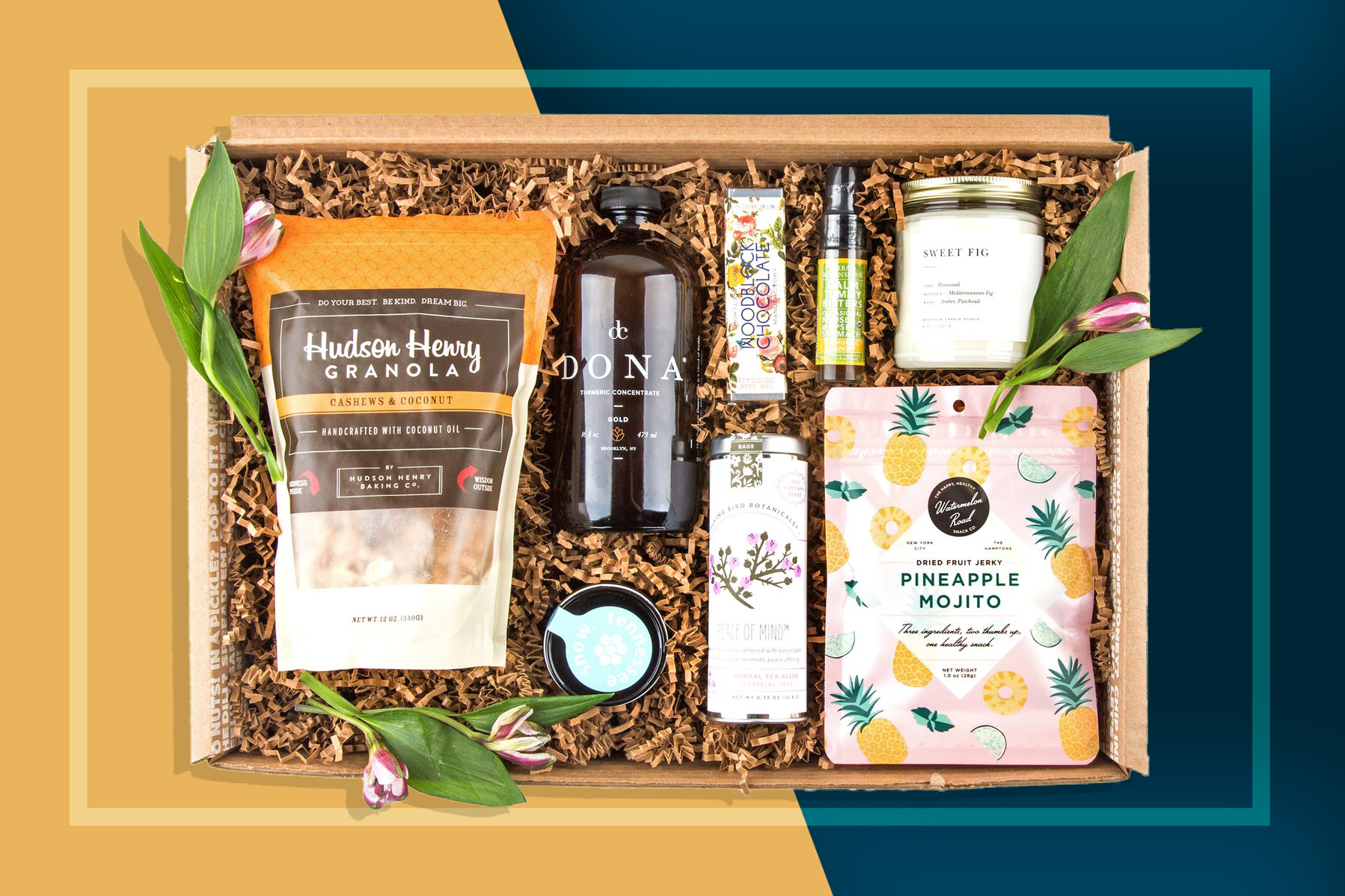 Mother's Day Gifts | Mouth Wellness Box
