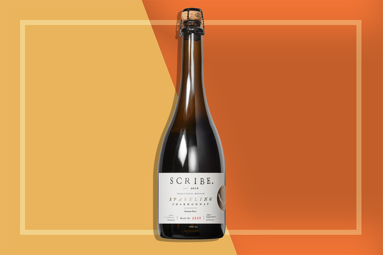 Mother's Day Gifts | Scribe Winery 2016 Sparkling Chardonnay