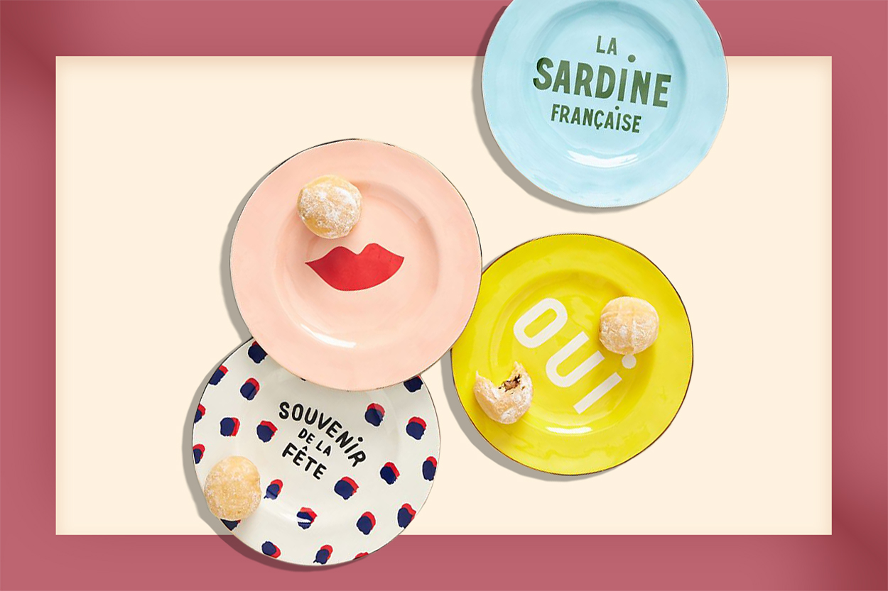 Mother's Day Gifts | Anthropologie Dessert Plates