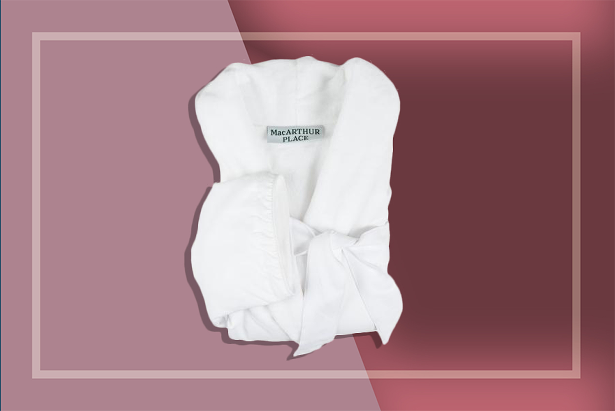 Mother's Day Gifts | MacArthur Market Monogrammed Robe