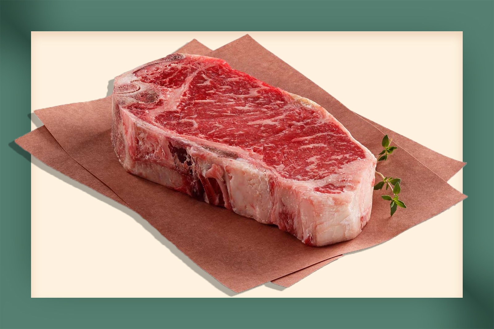 Mother's Day Gifts | Snack River Farms Dry-Aged New York Strip
