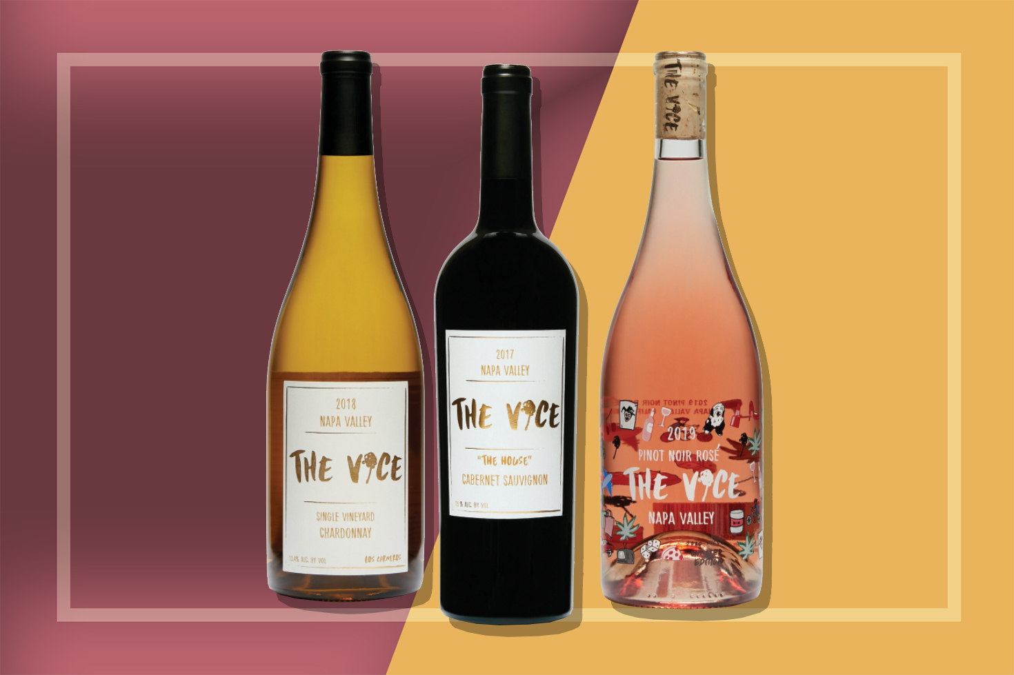 Mother's Day Gifts | The Vice Wine Combo Pack