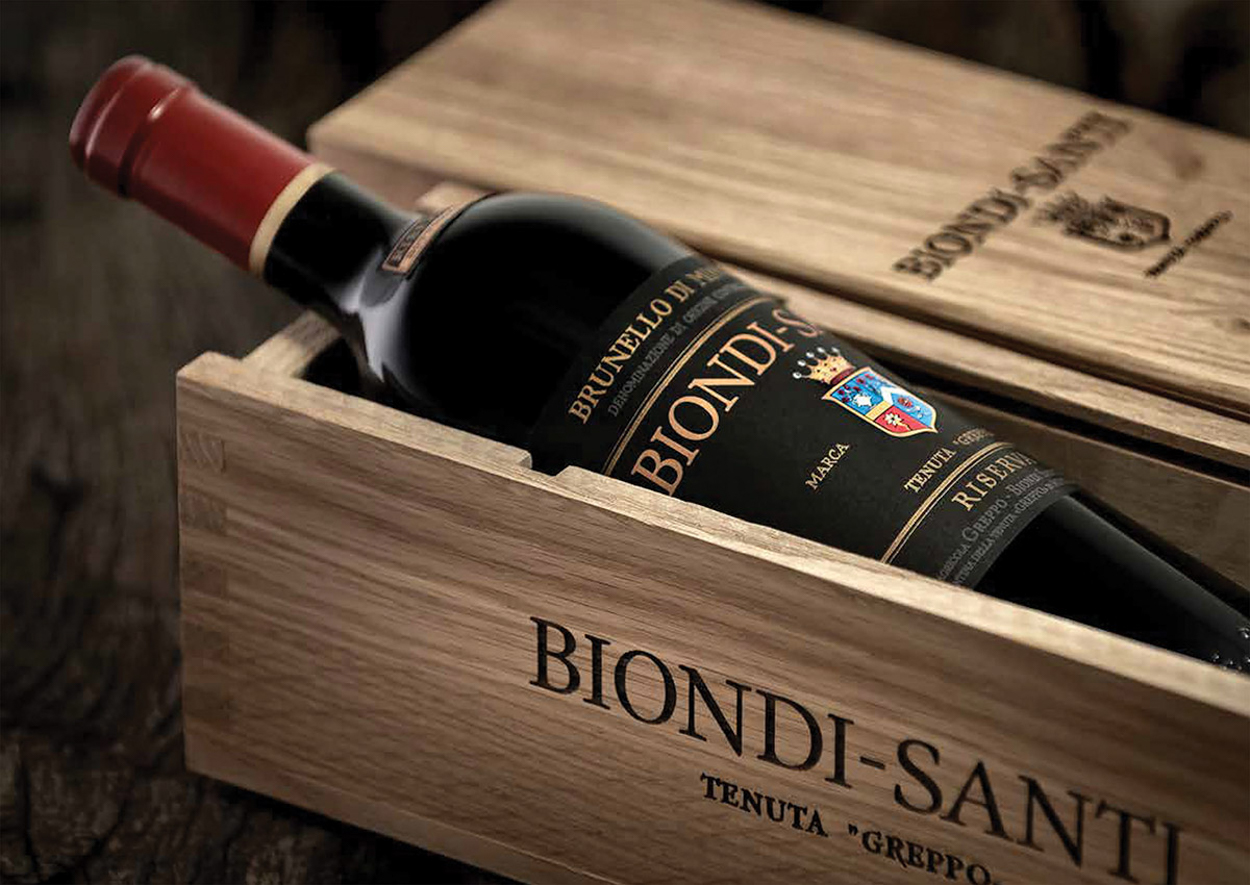 Brunello Wines | Biondi-Santi