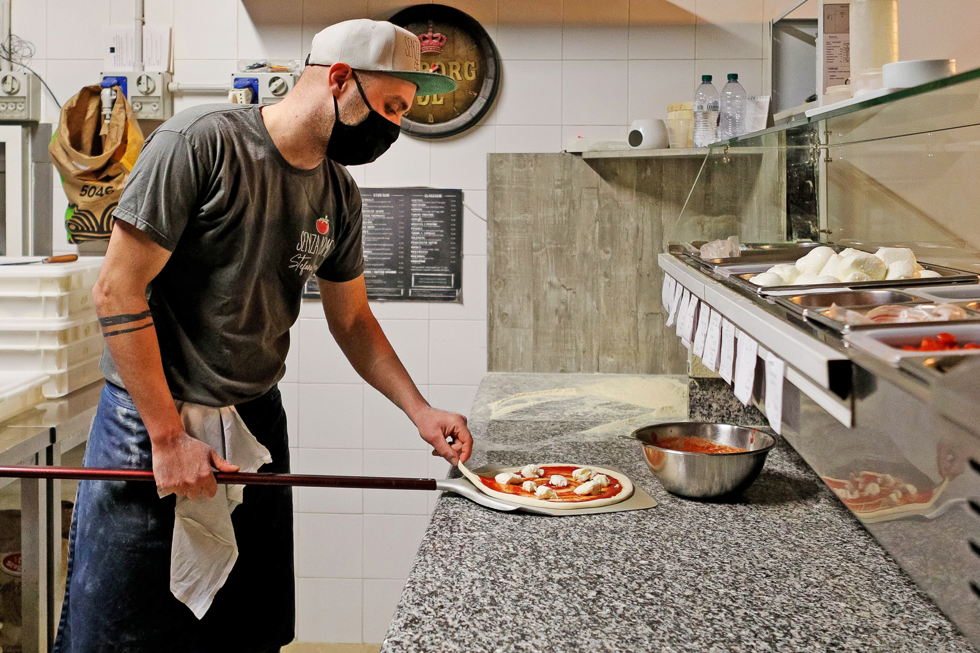 Italy's Restaurants Protest New Social Distancing Measures