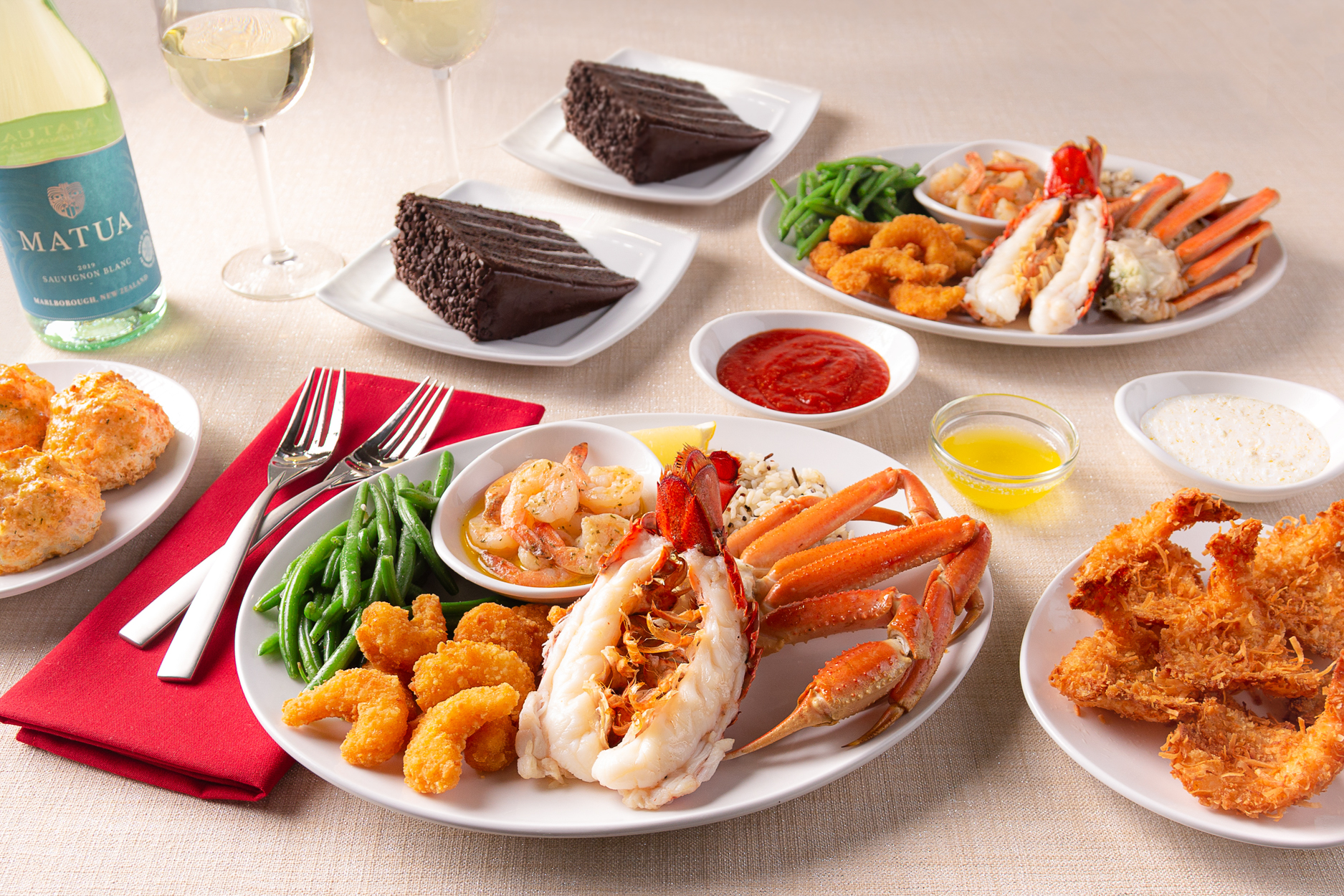 Red Lobster Date Night Package